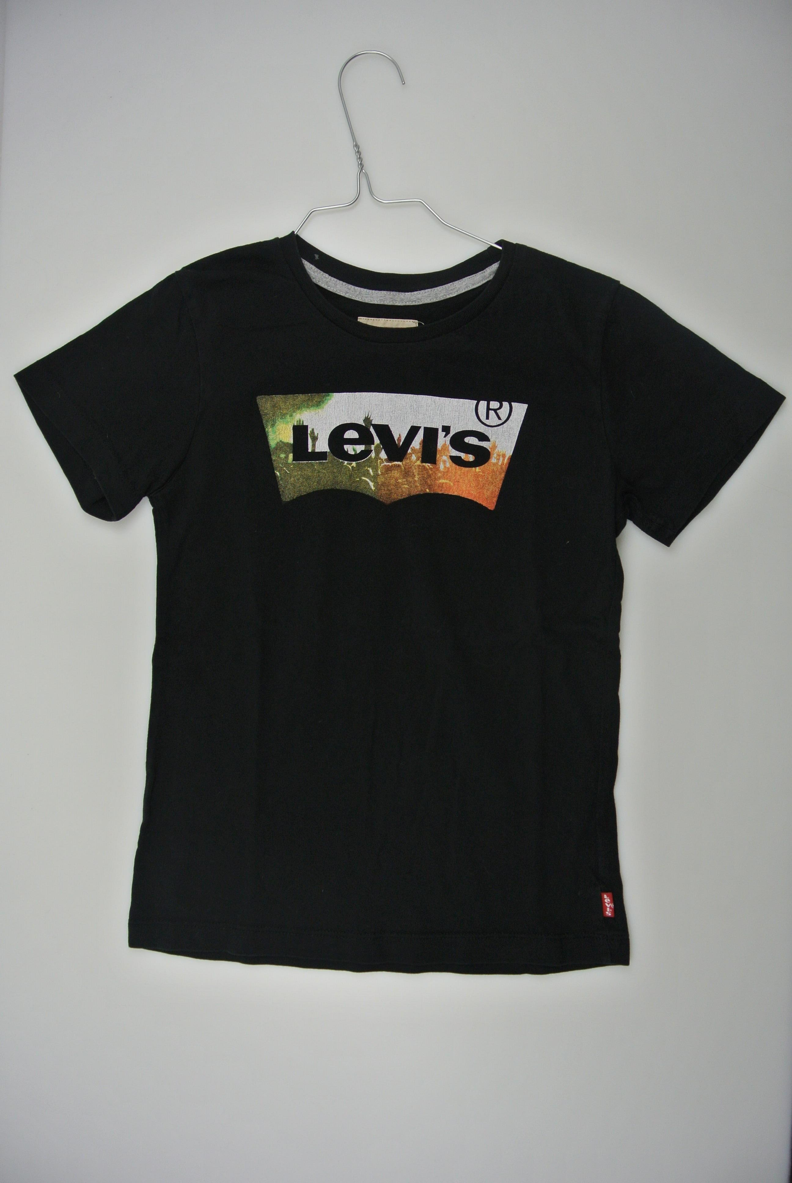 Levis t-shirt str 140 dreng