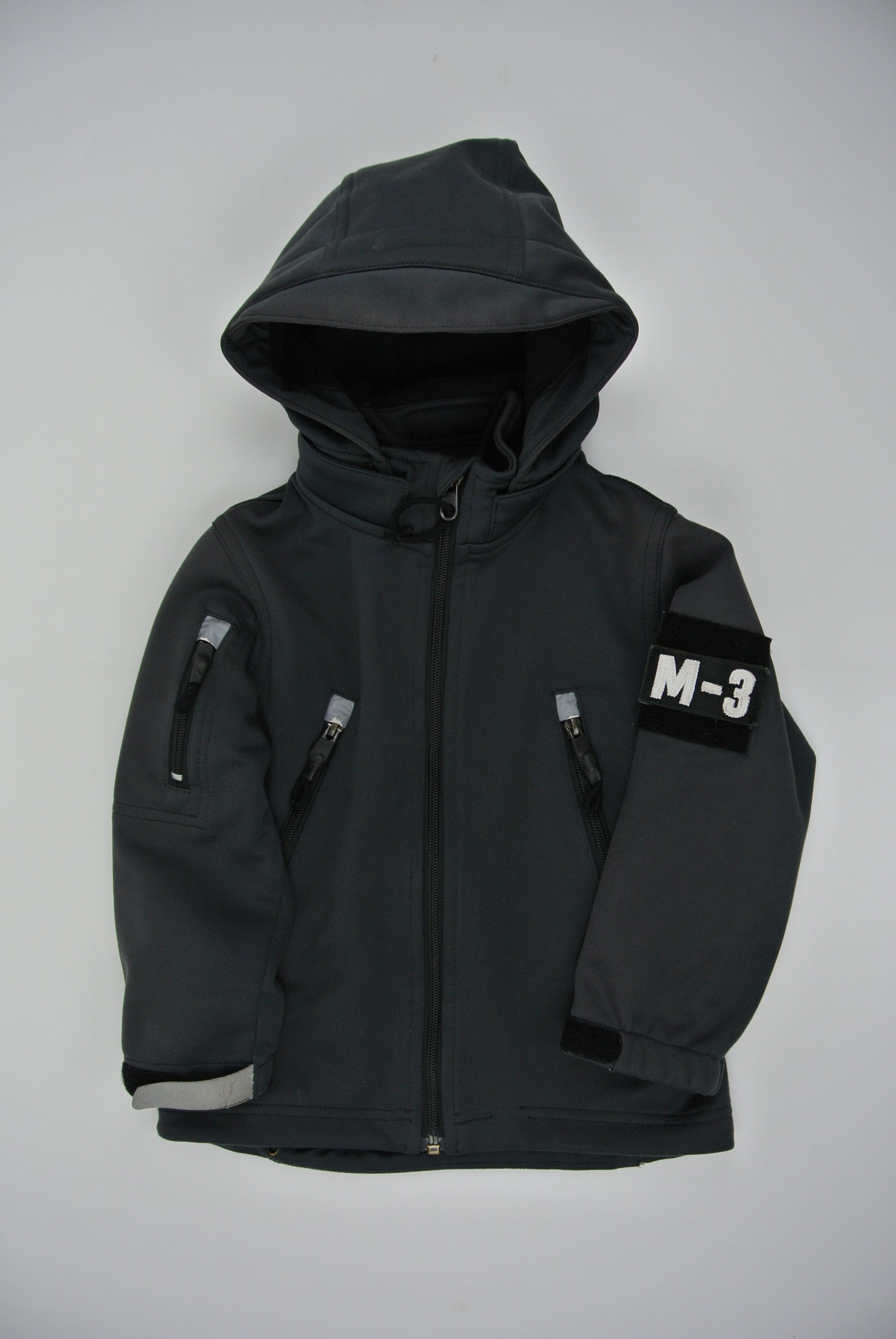 Molo jakke str 104 dreng