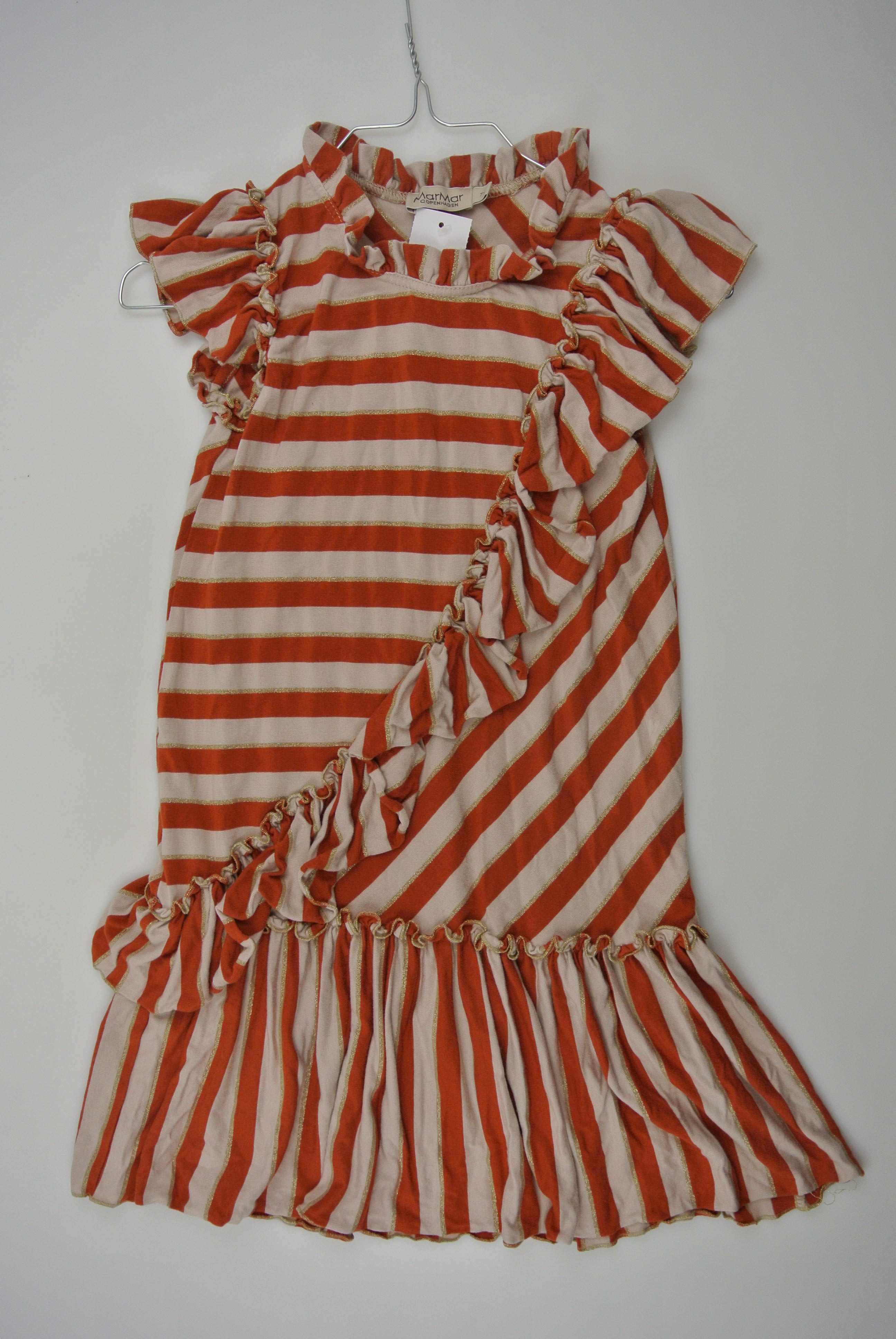 Marmar kjole str 122 pige