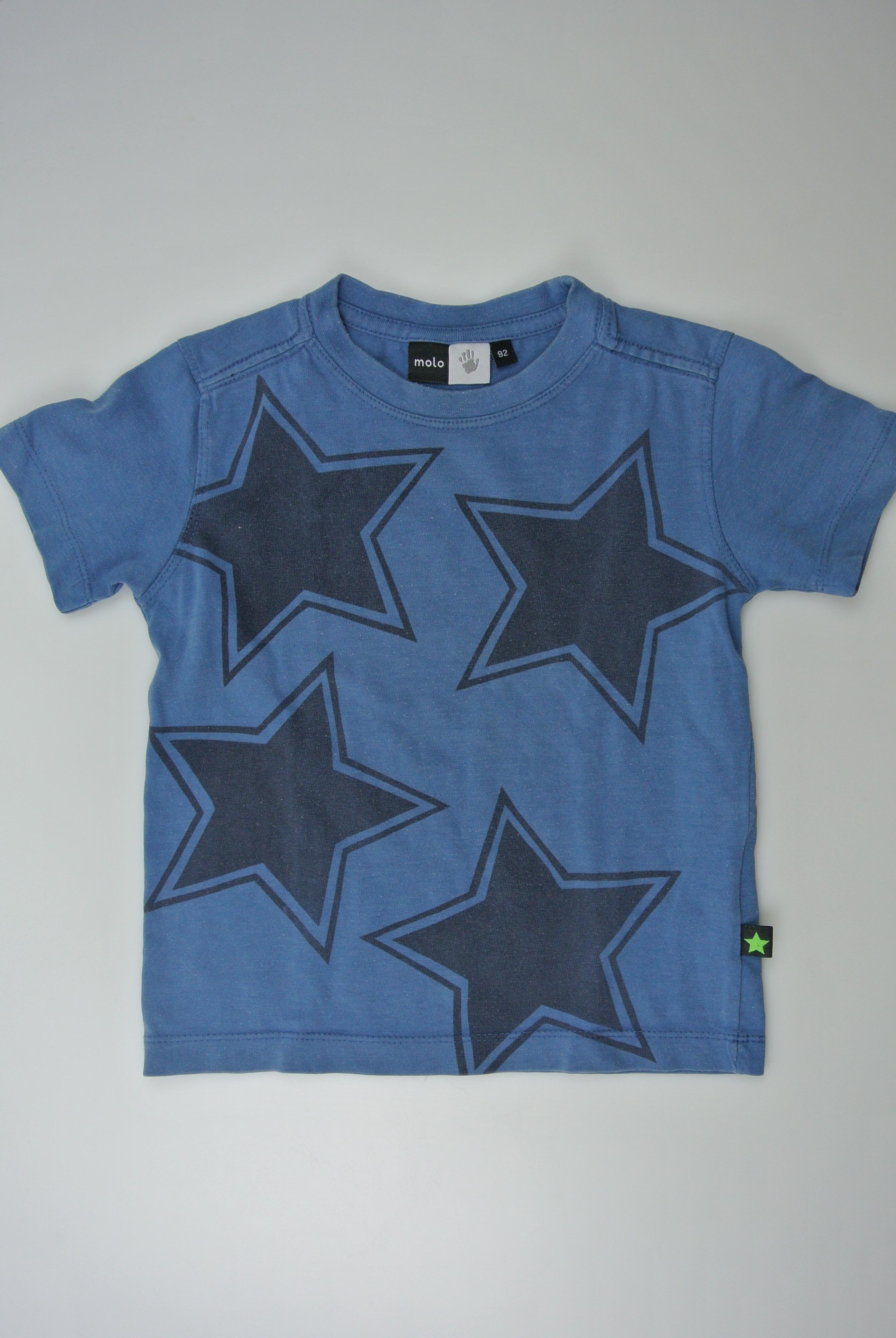 Molo t-shirt str 92 dreng