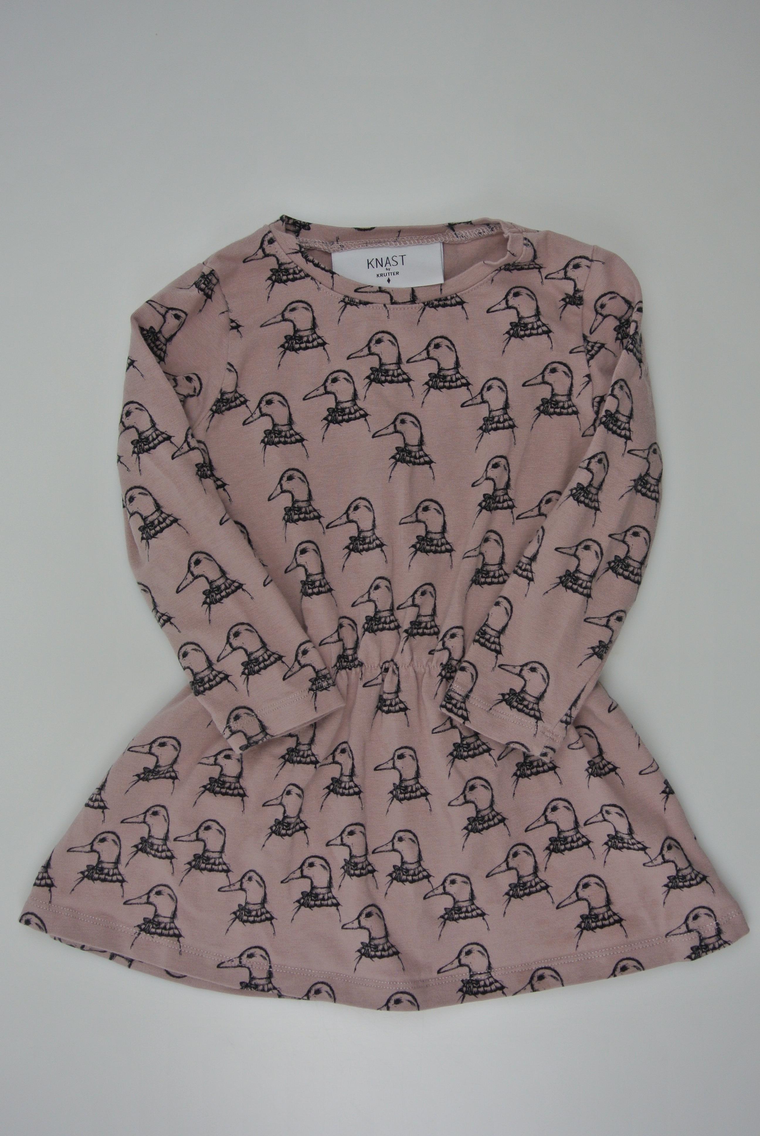 Knast kjole str 86/92 pige