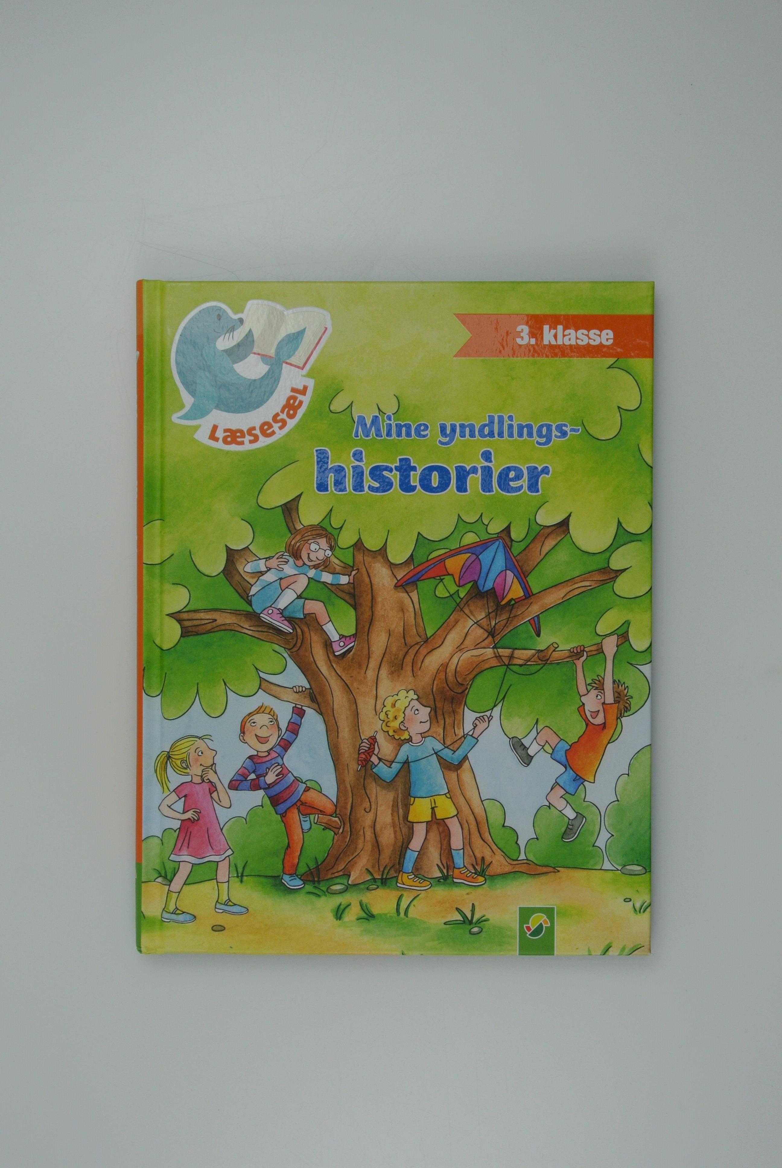 Mine ynglings historier bog