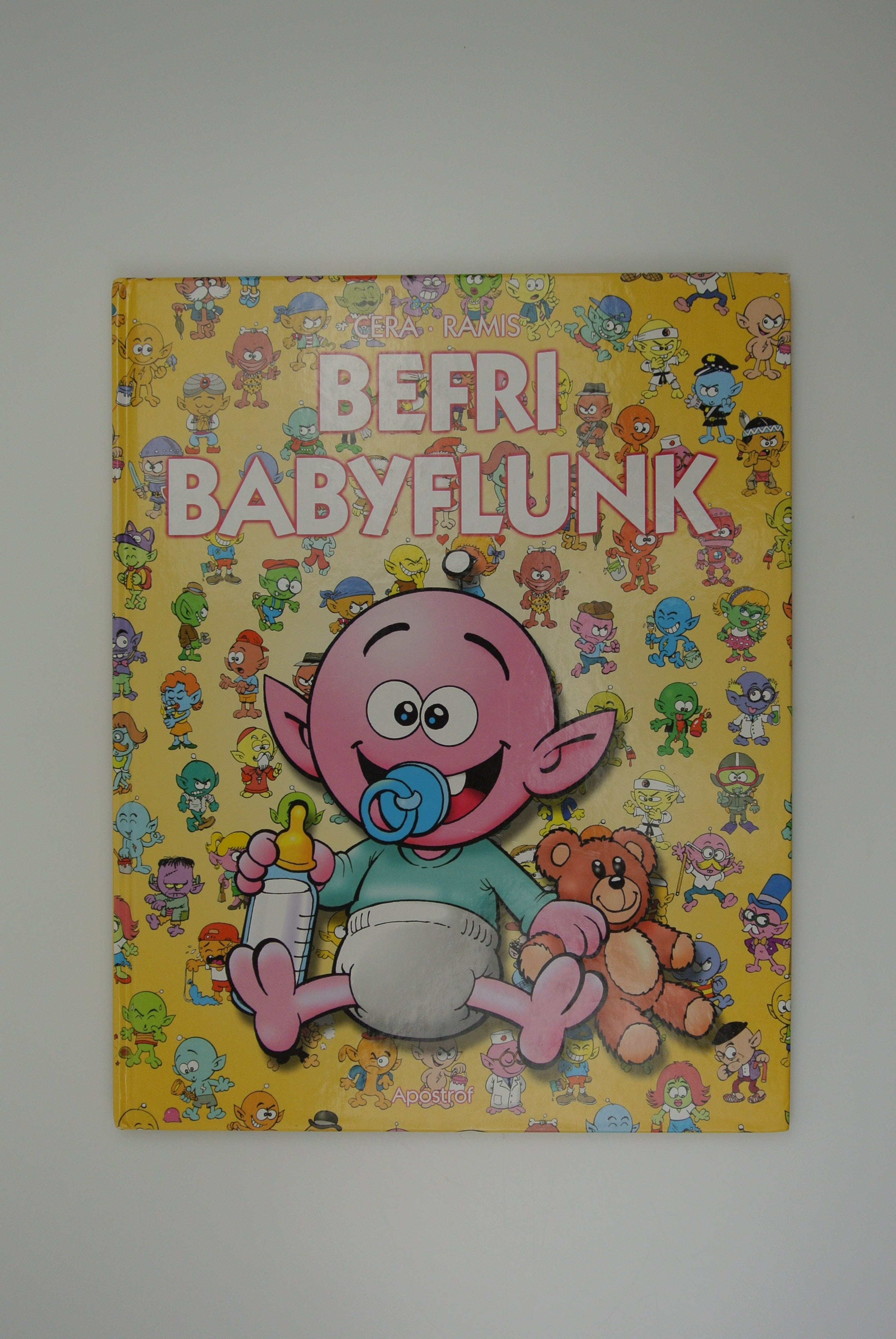 Befri babyflunk bog