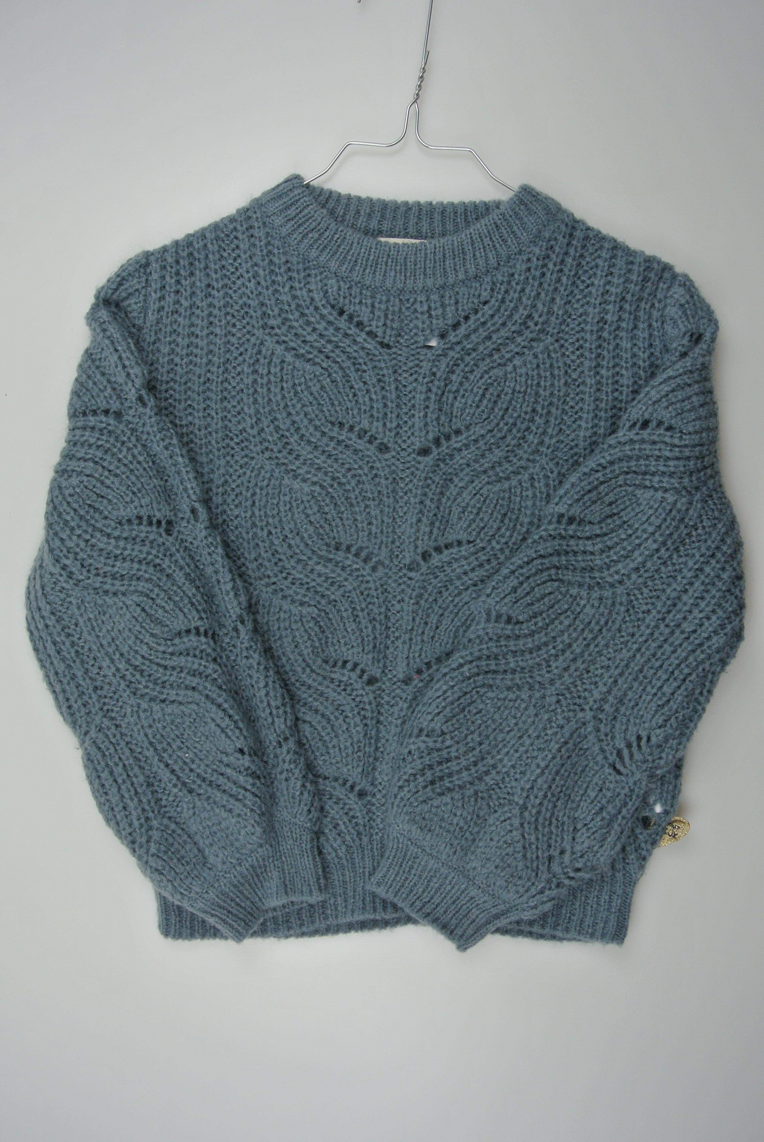Pompdelux trøje str 122 pige