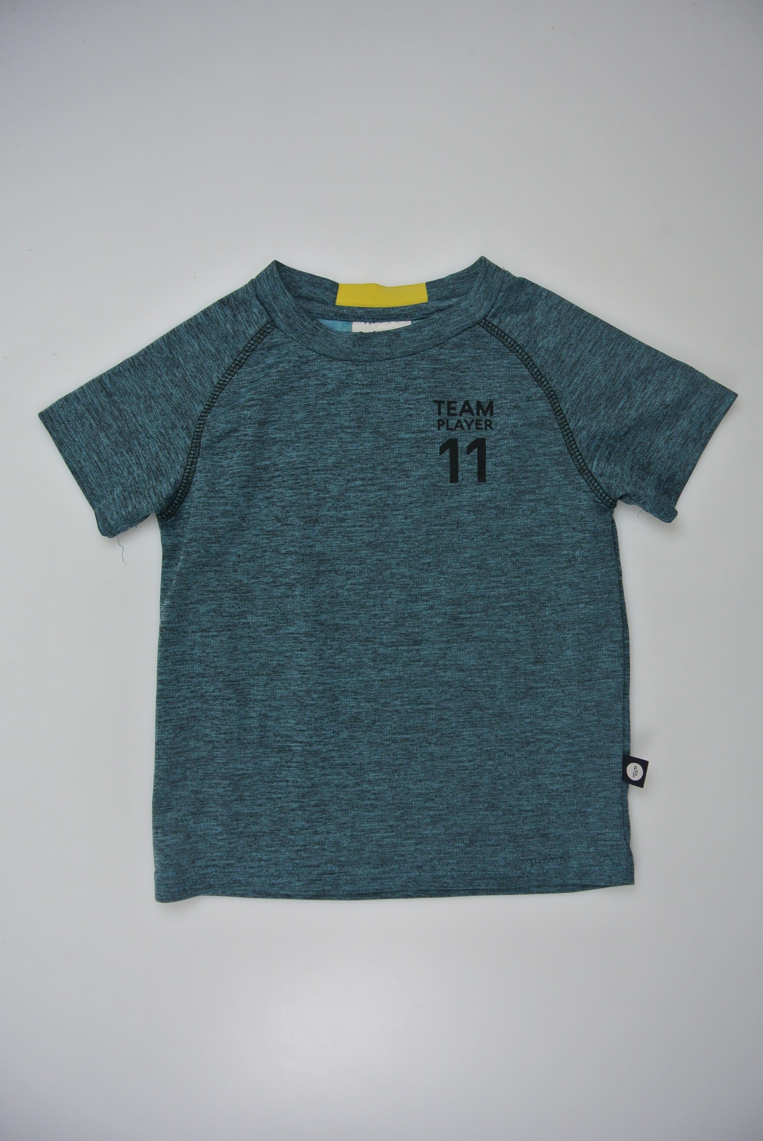 Pompdelux t-shirt str 98/104 dreng