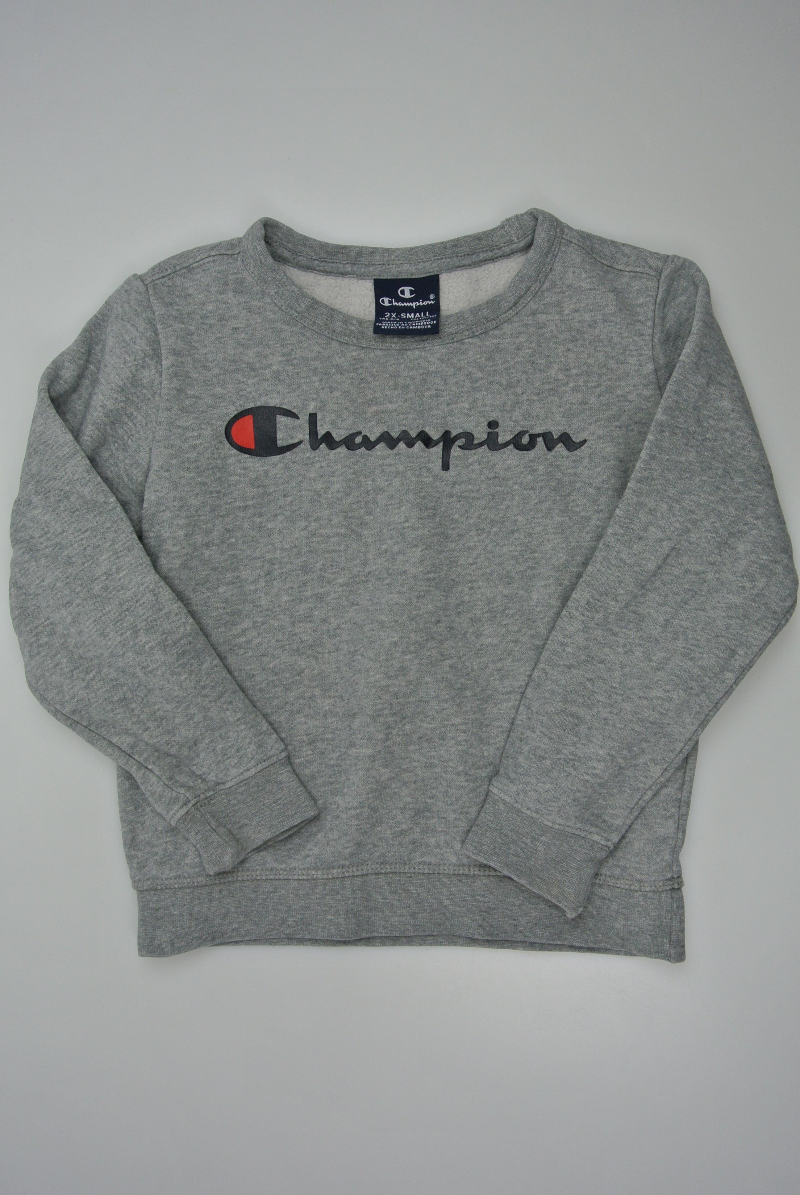 Champion trøje str 98/104 dreng