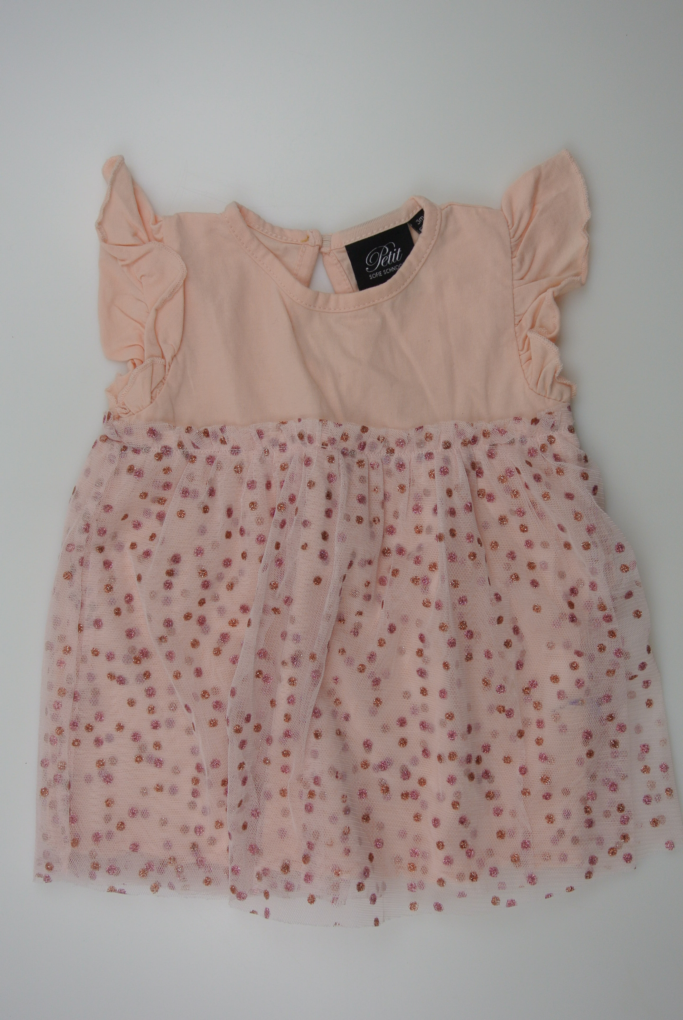 Petit by sofie schnoo kjole str 62 pige