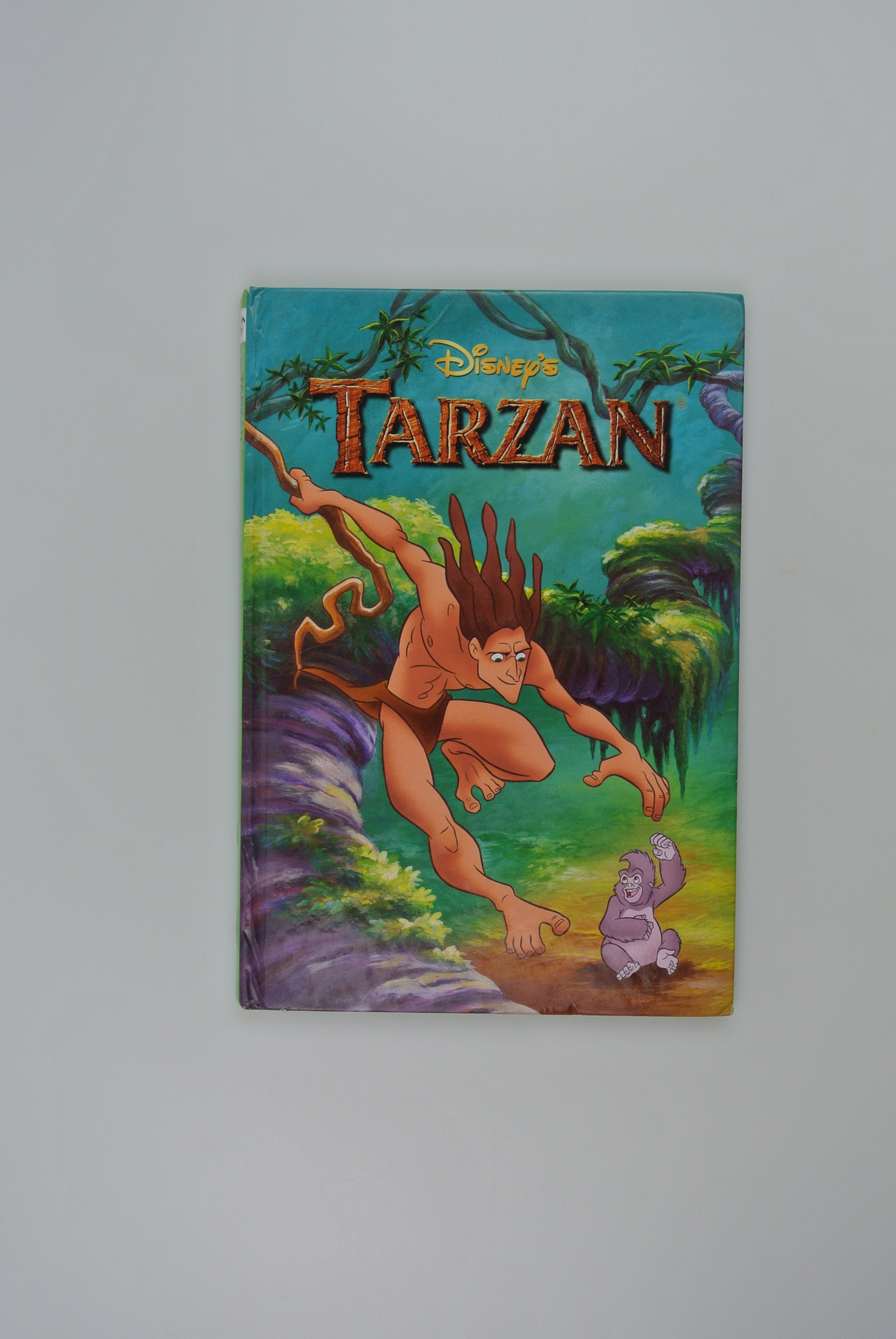 Tarzan bog