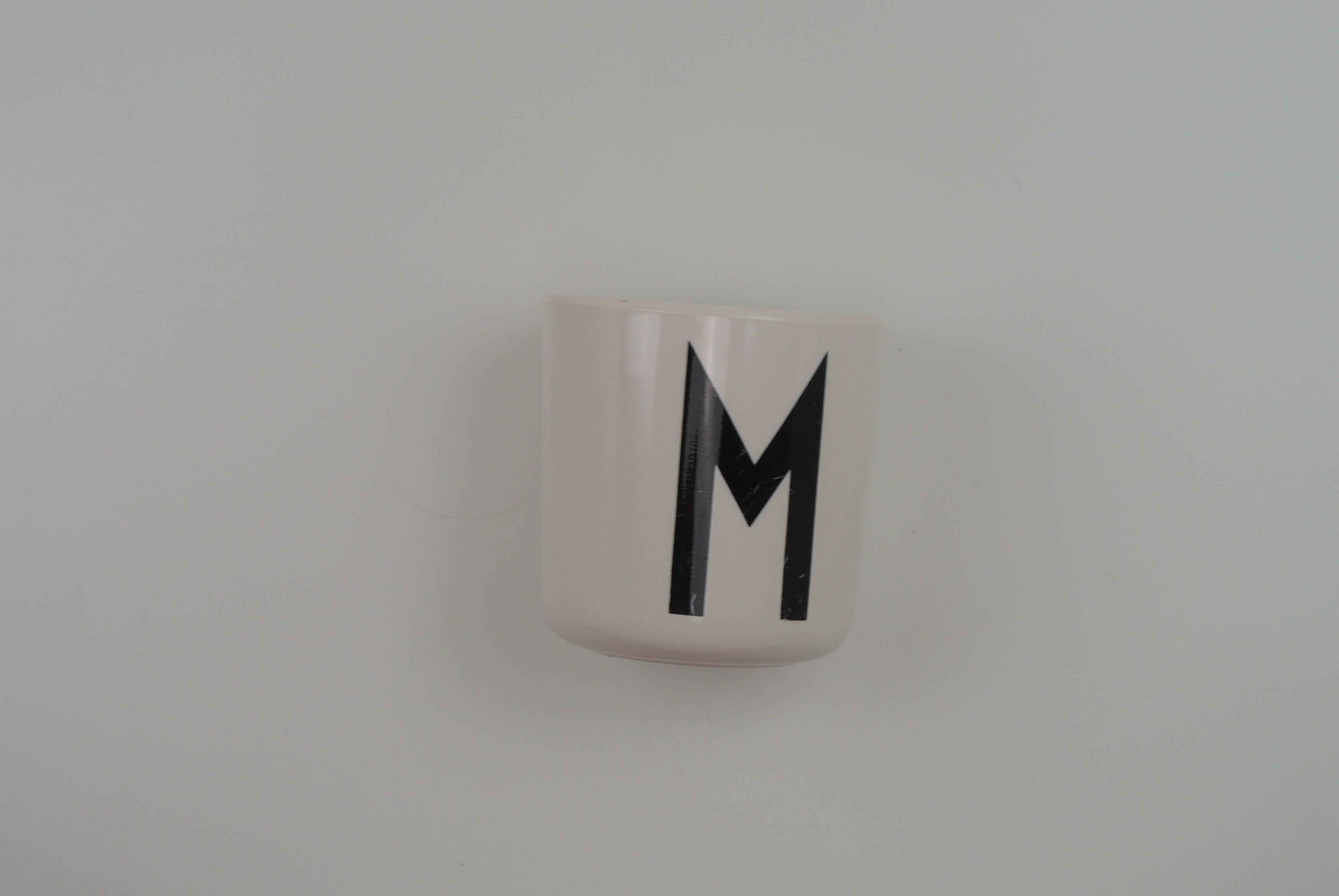 Design letters kop m