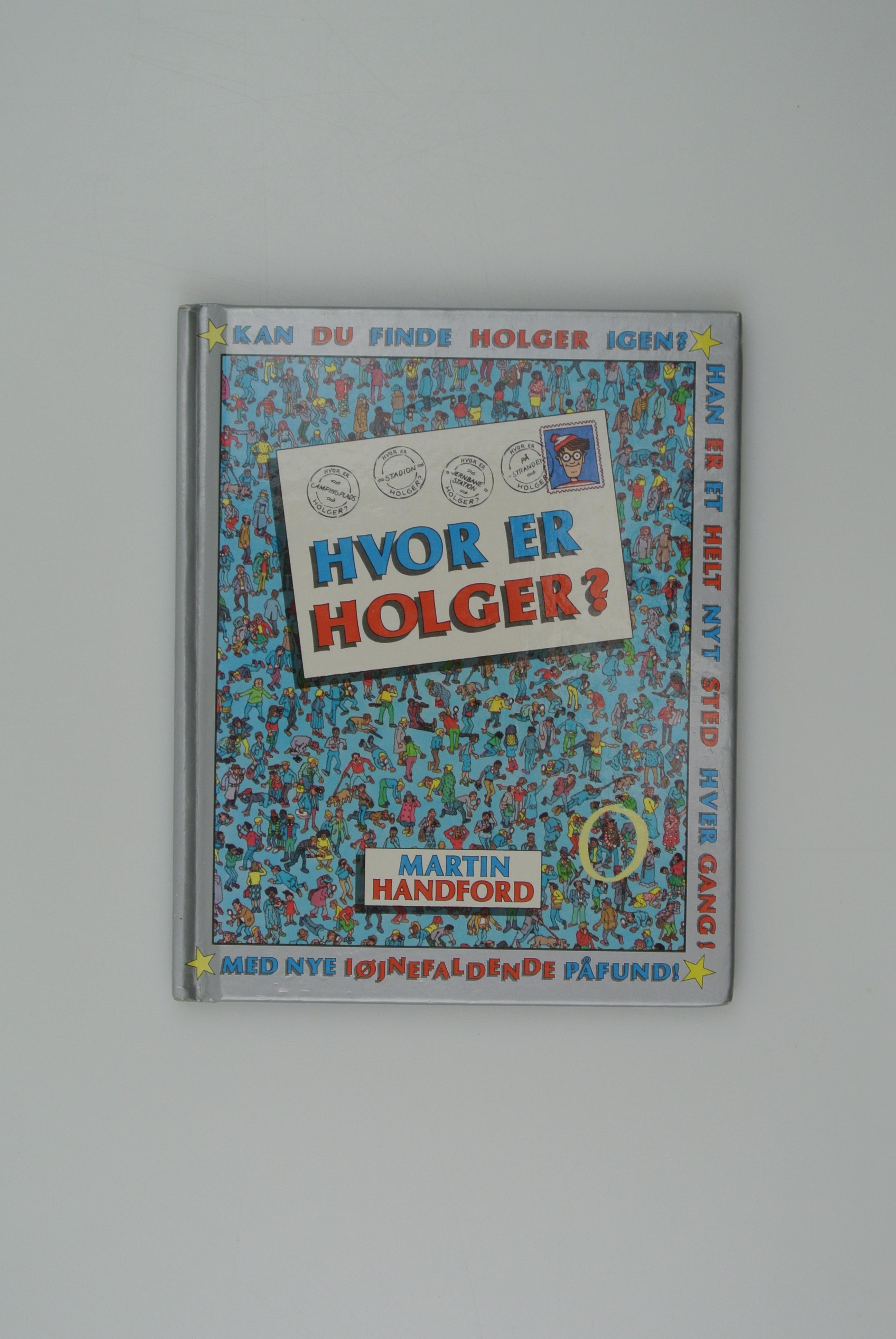 Hvor er Holger bog