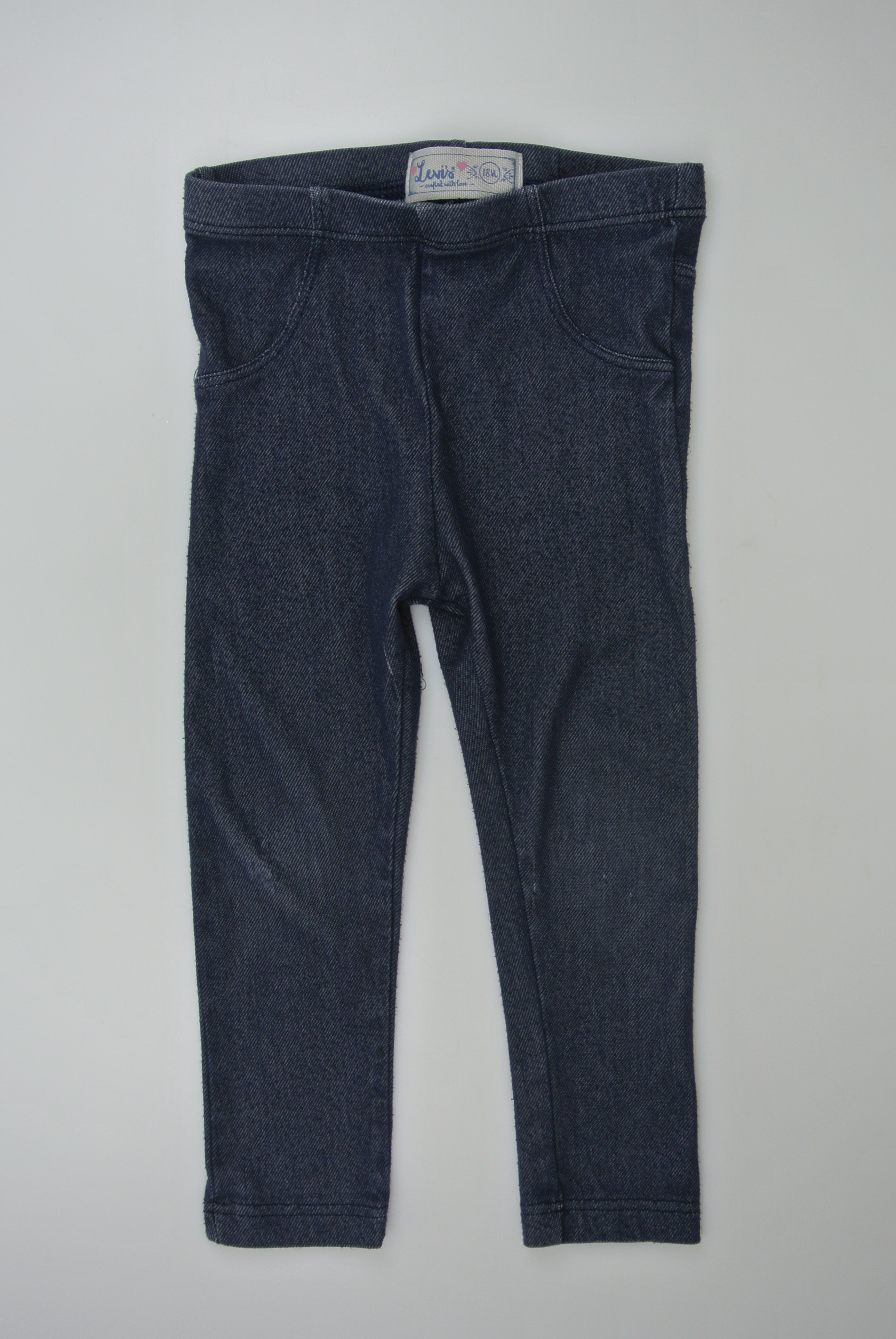 Levis bukser str 86 pige 18m