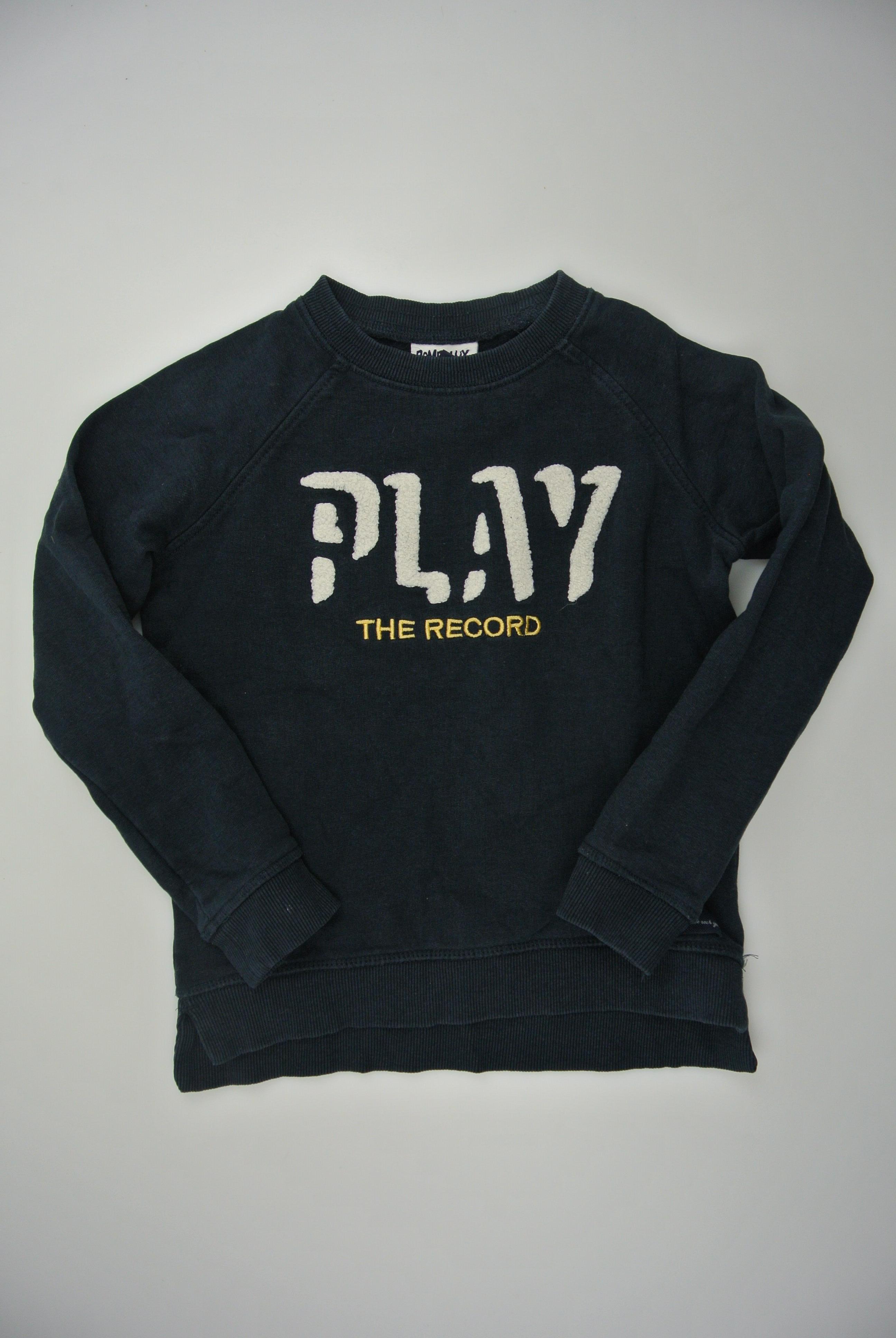 Pompdelux trøje str 122 dreng