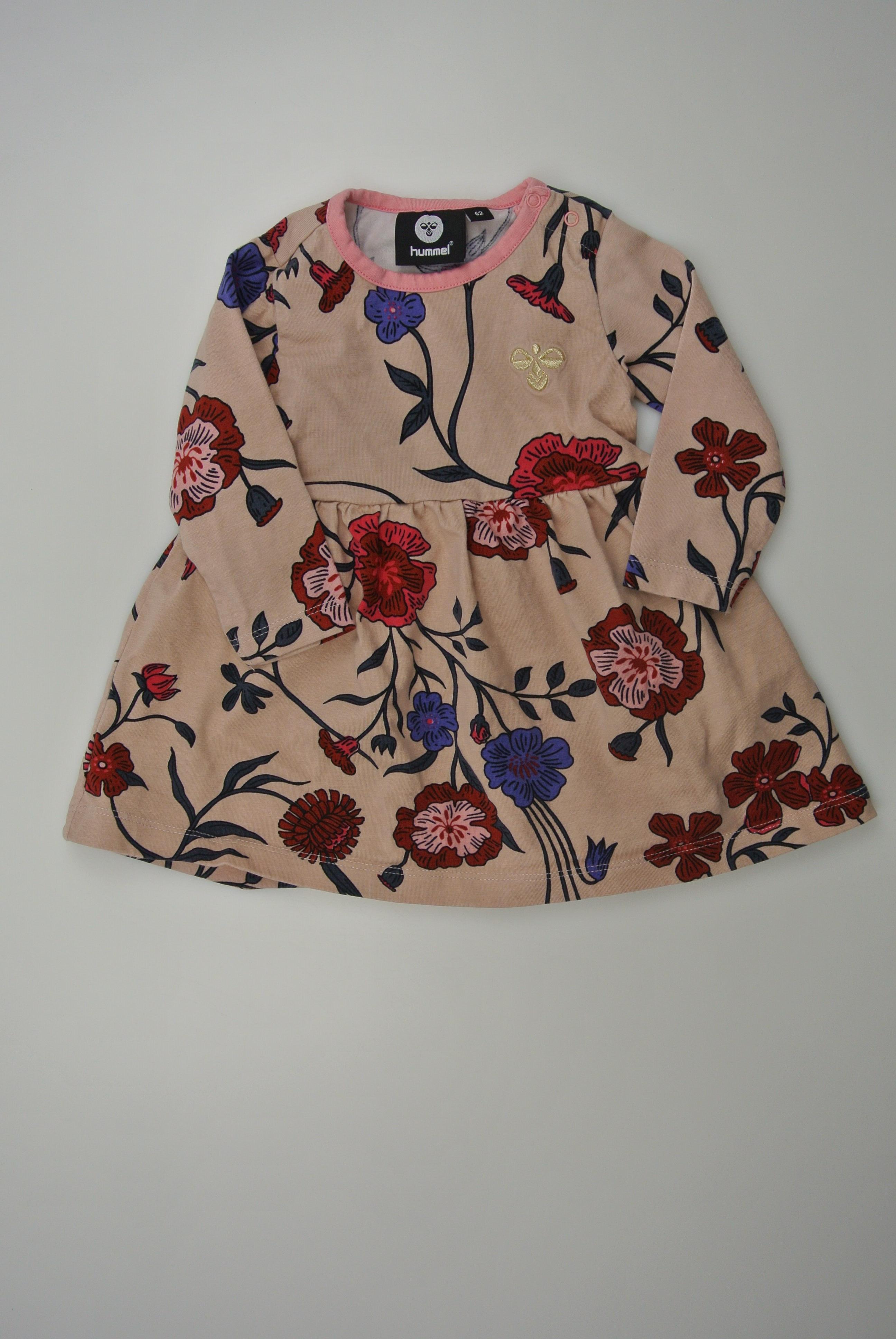 Hummel kjole str 62 pige