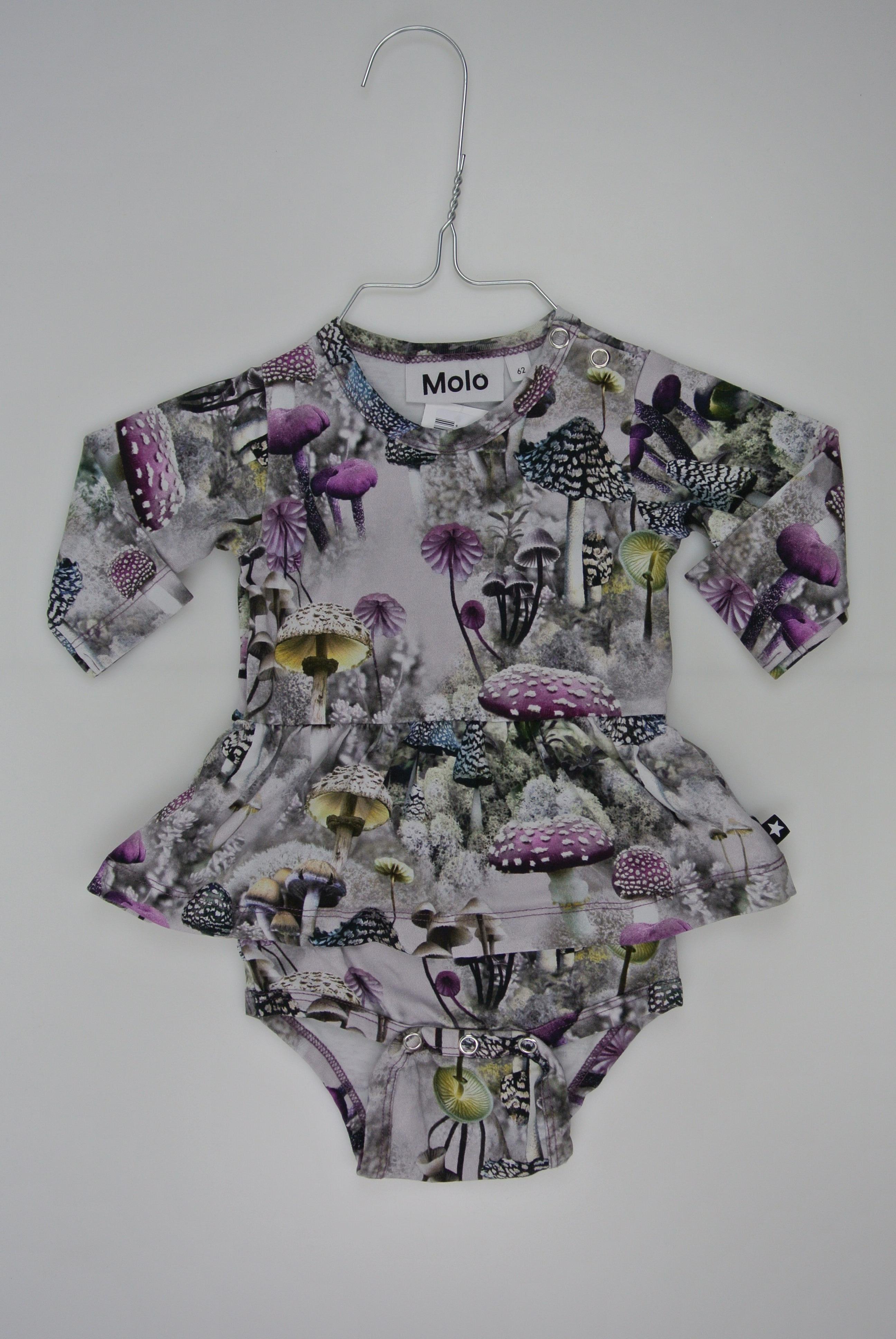 Molo kjole str 62 pige