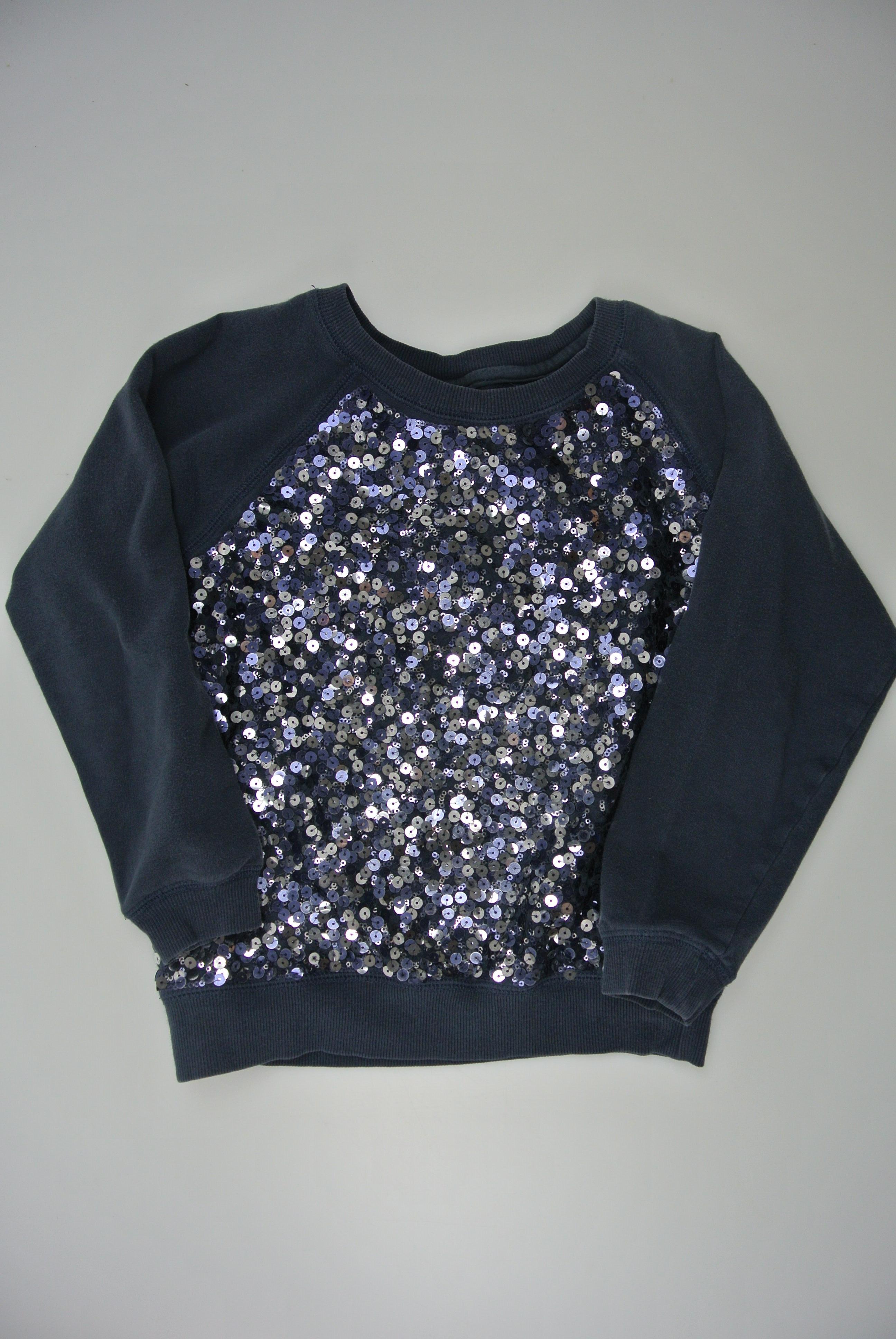 Pompdelux trøje str 122/128 pige