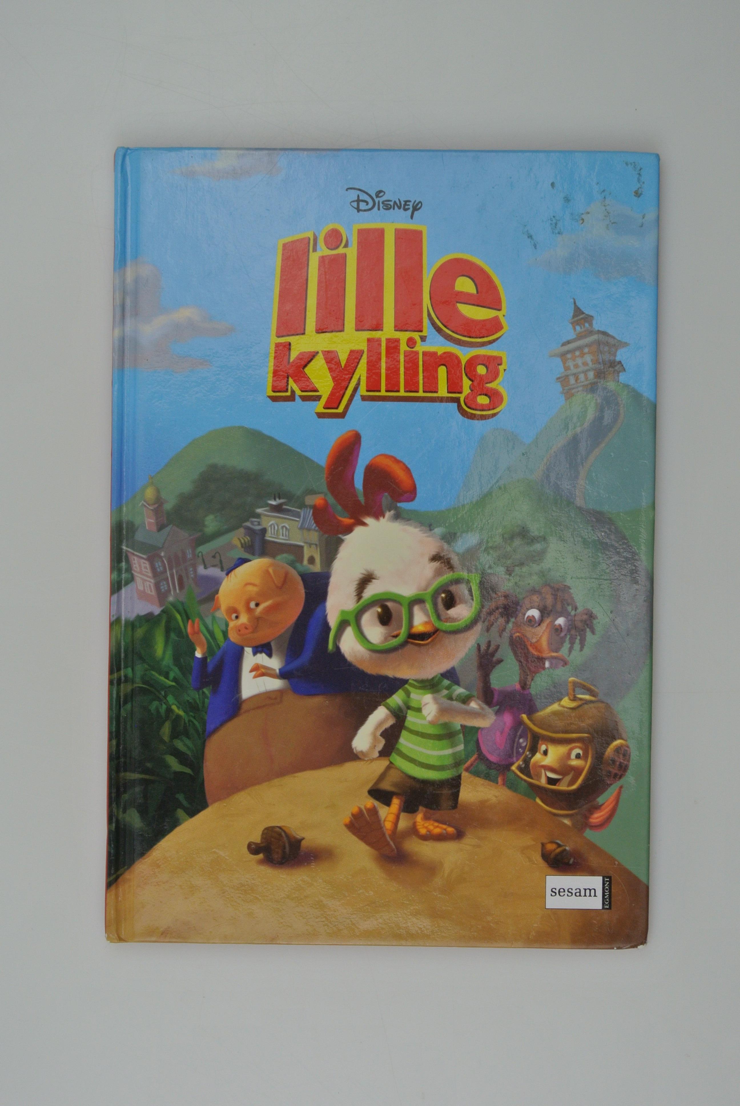 Lille kylling bog
