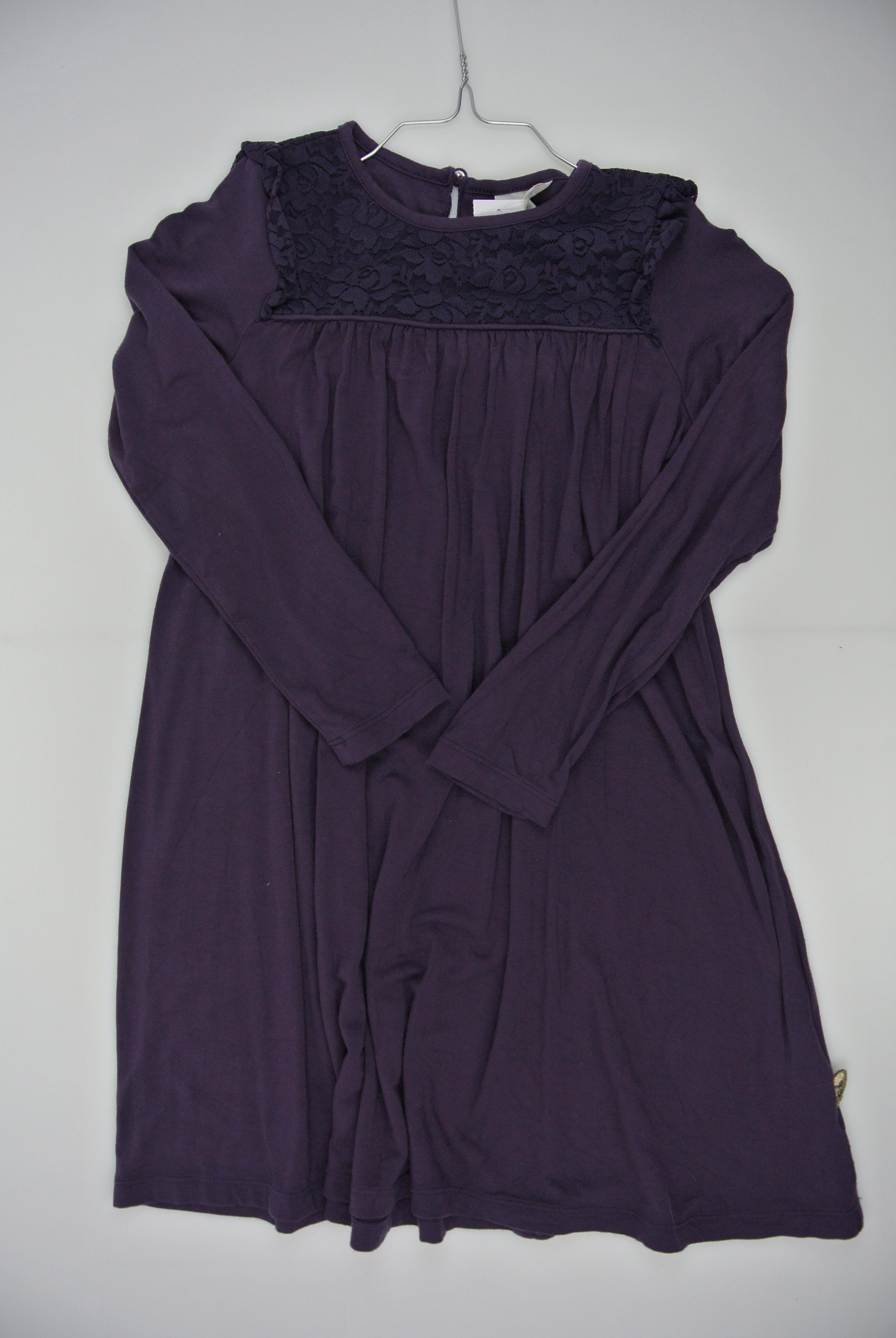 Pompdelux kjole str 128 pige