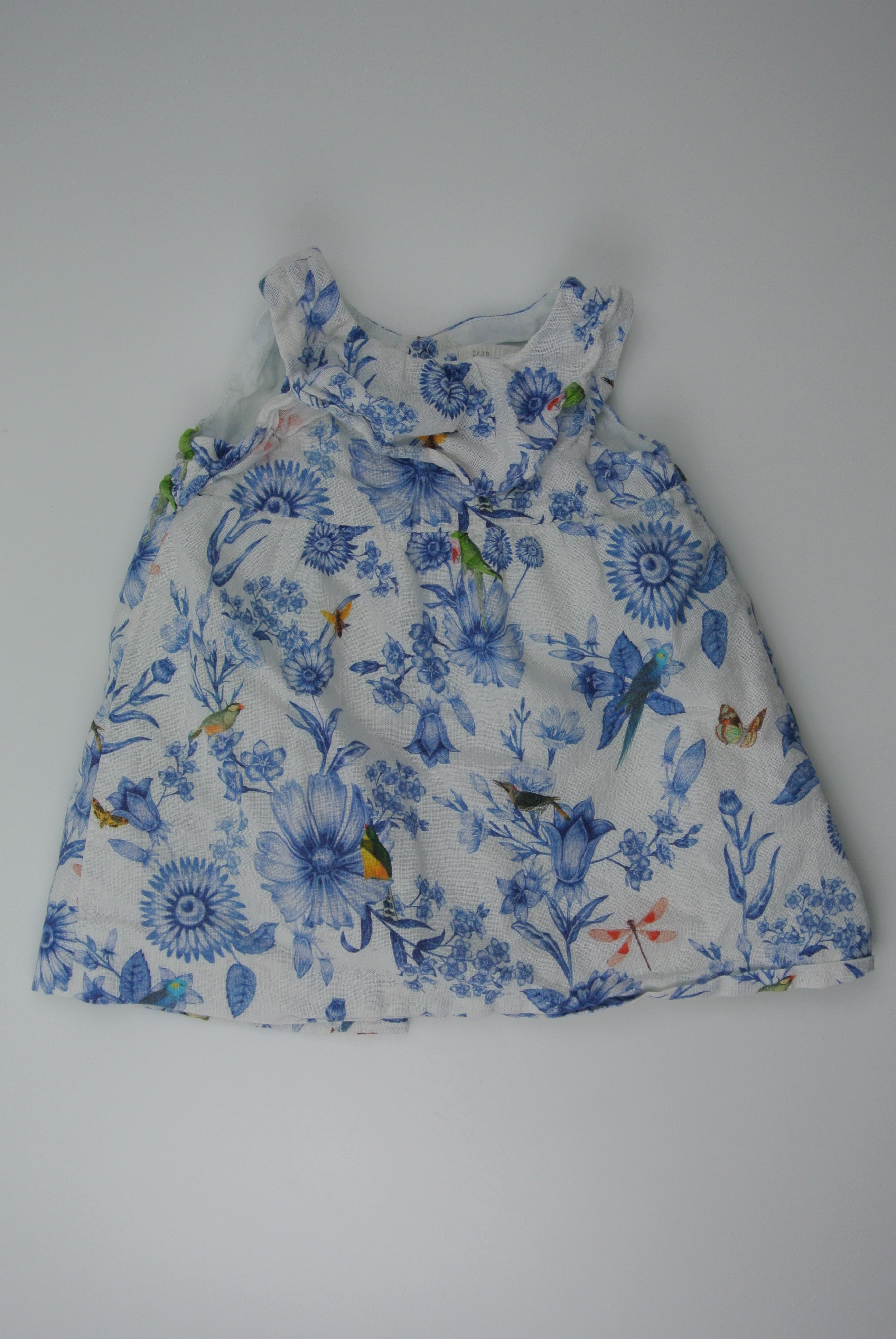 Zara kjole str 86 pige