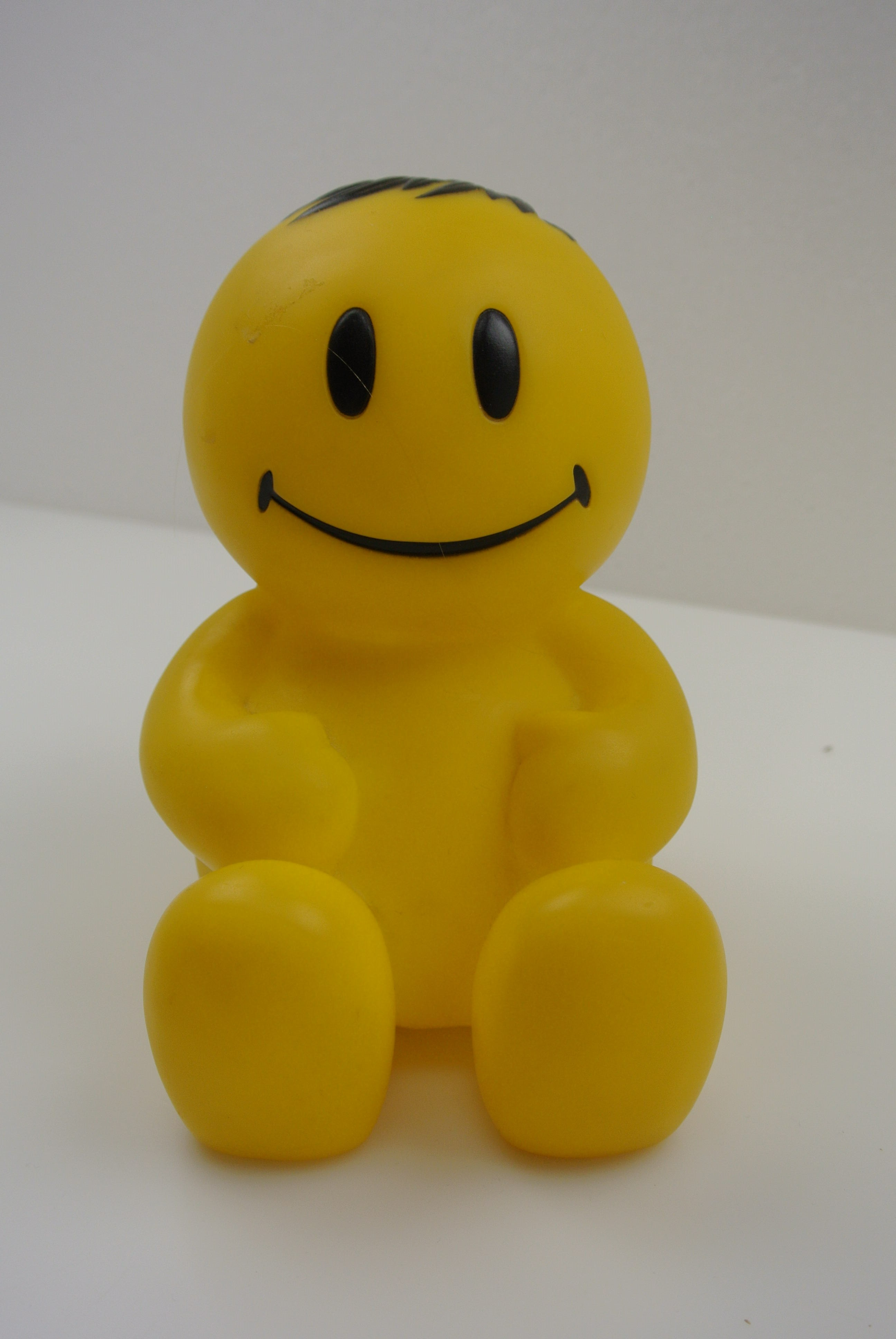 Smiley sparegris