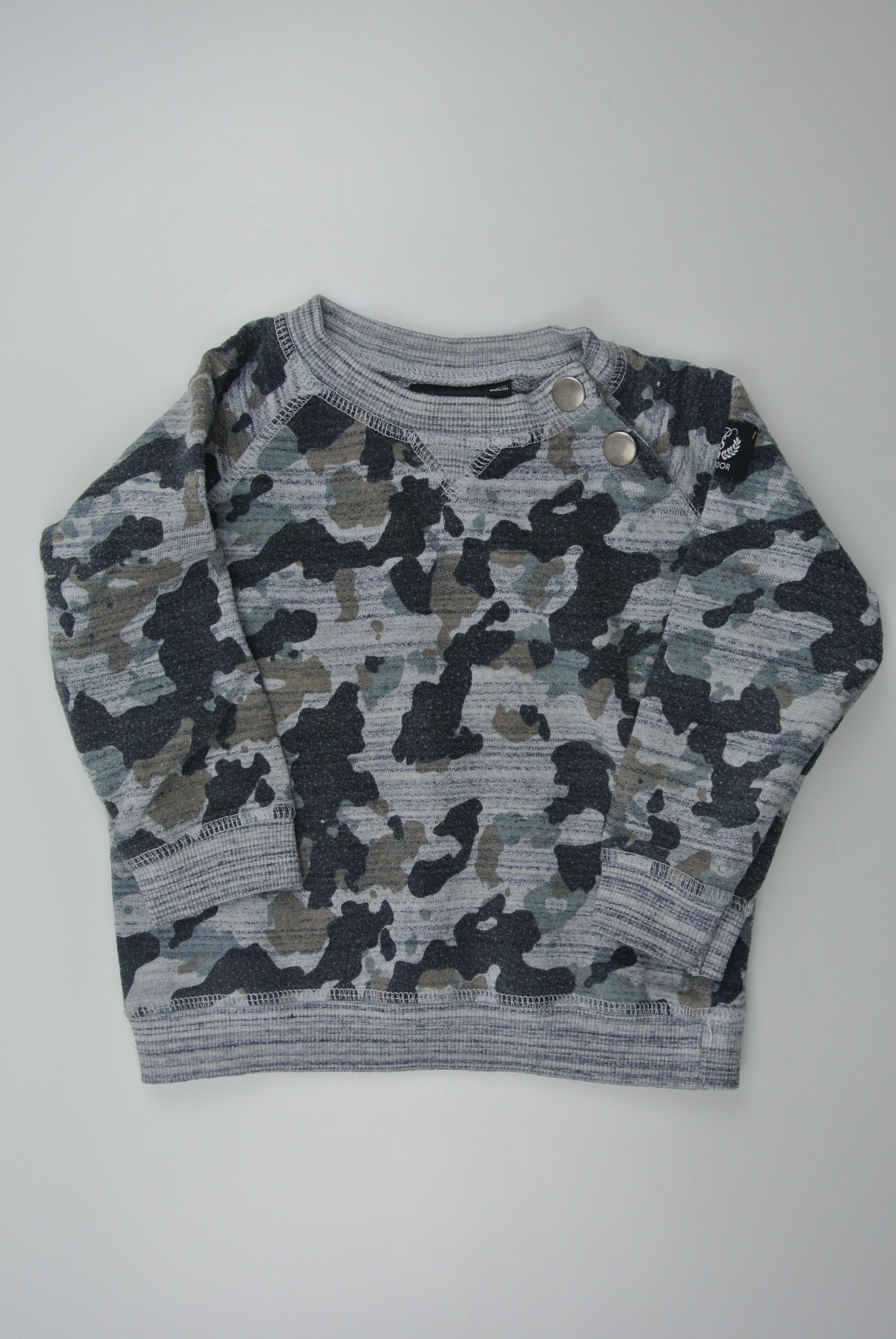 Petit by sofie schnoor trøje str 80 dreng