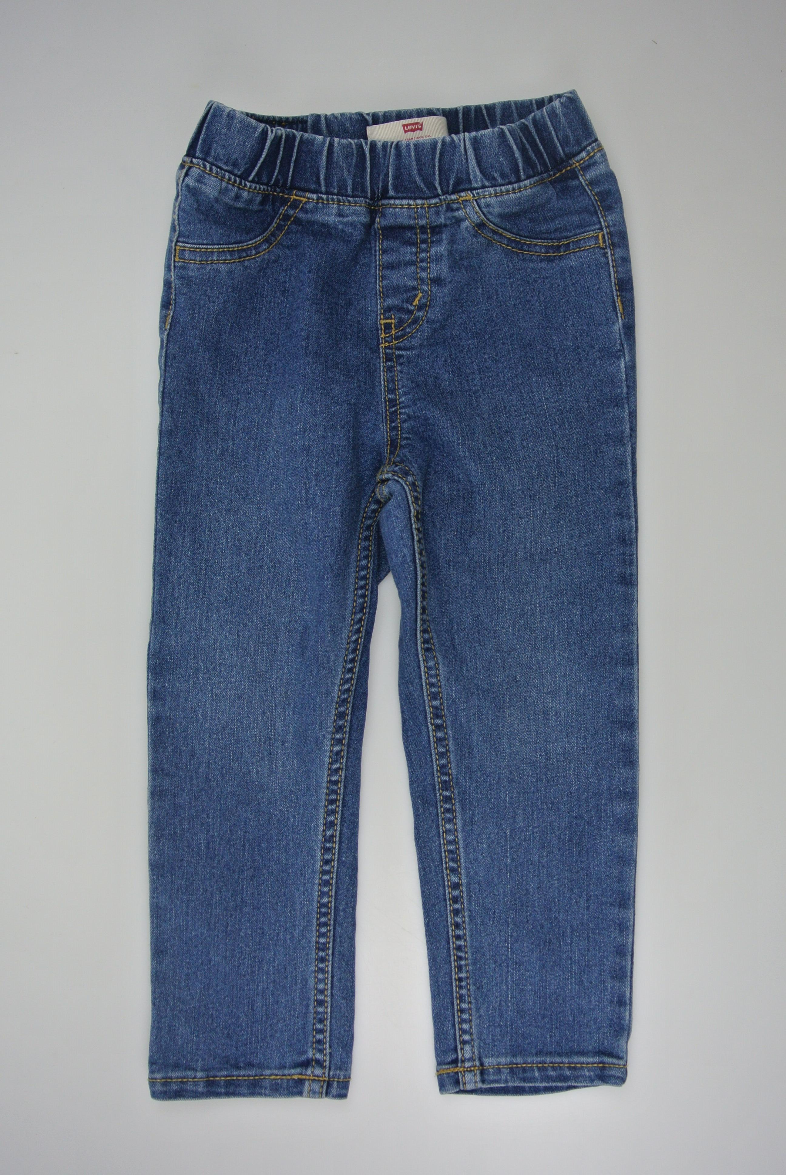 Levis bukser str 98 dreng