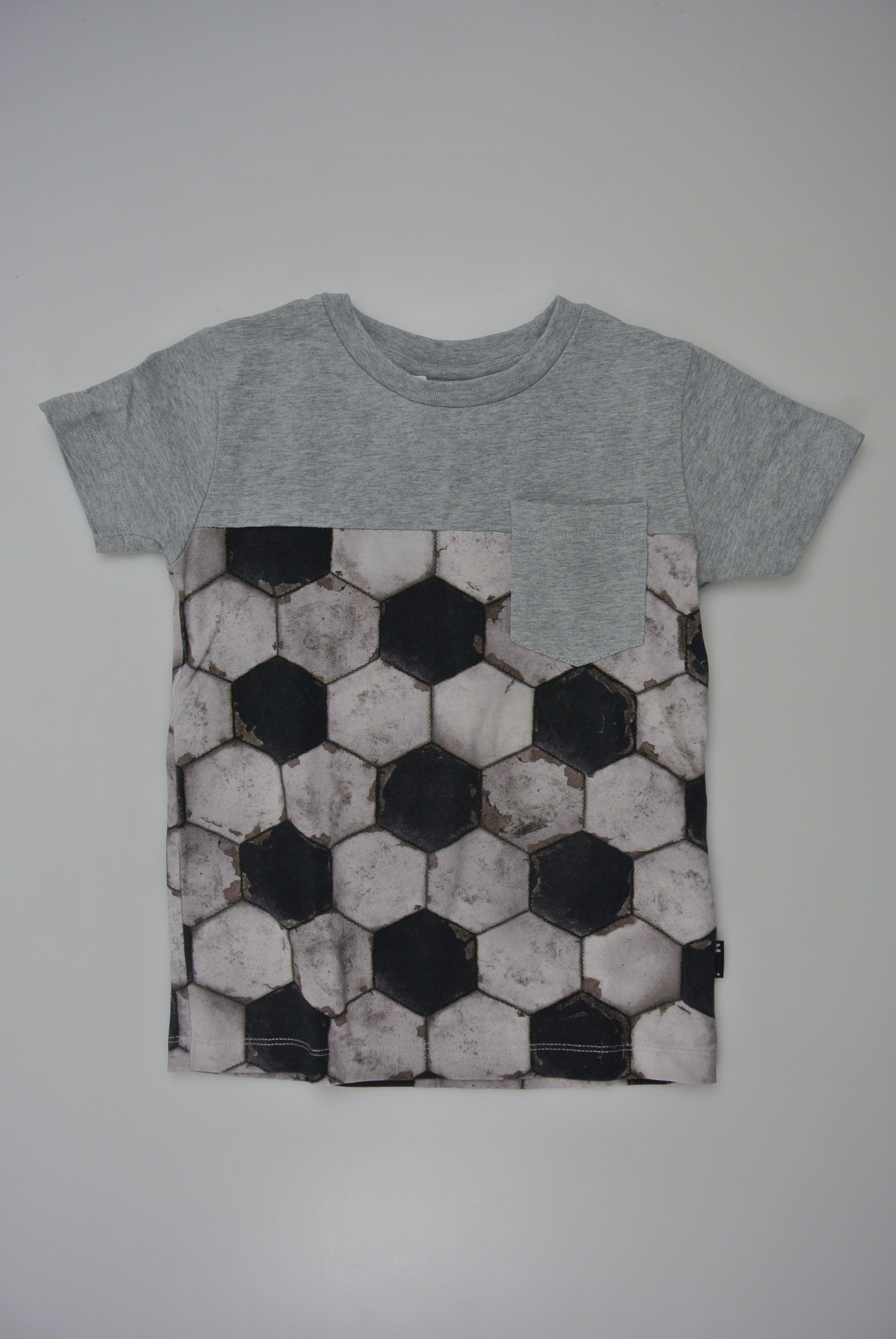 Molo t-shirt str 98 dreng