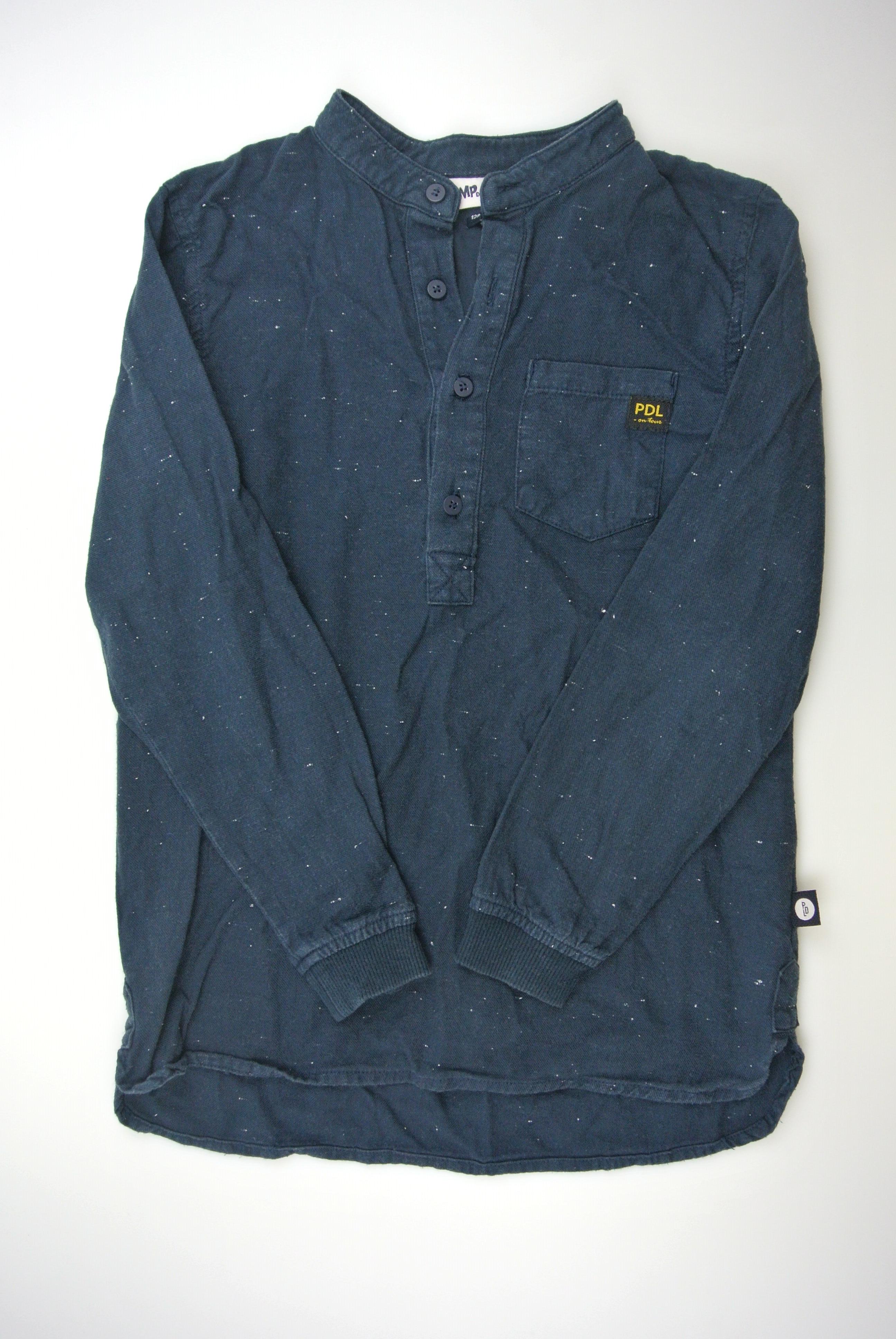 Pompdelux skjorte str 128 dreng