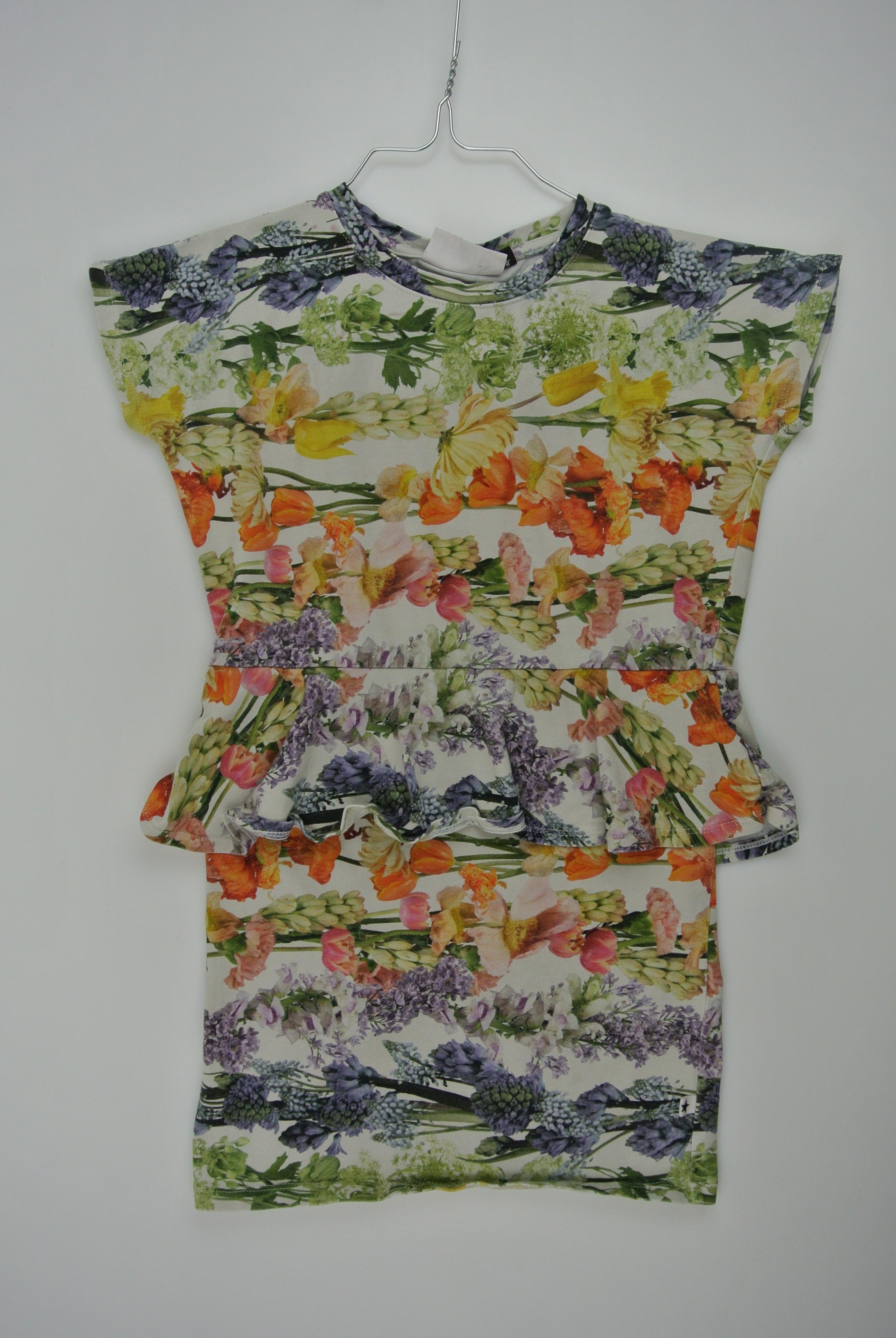 Molo kjole str 122/128 pige