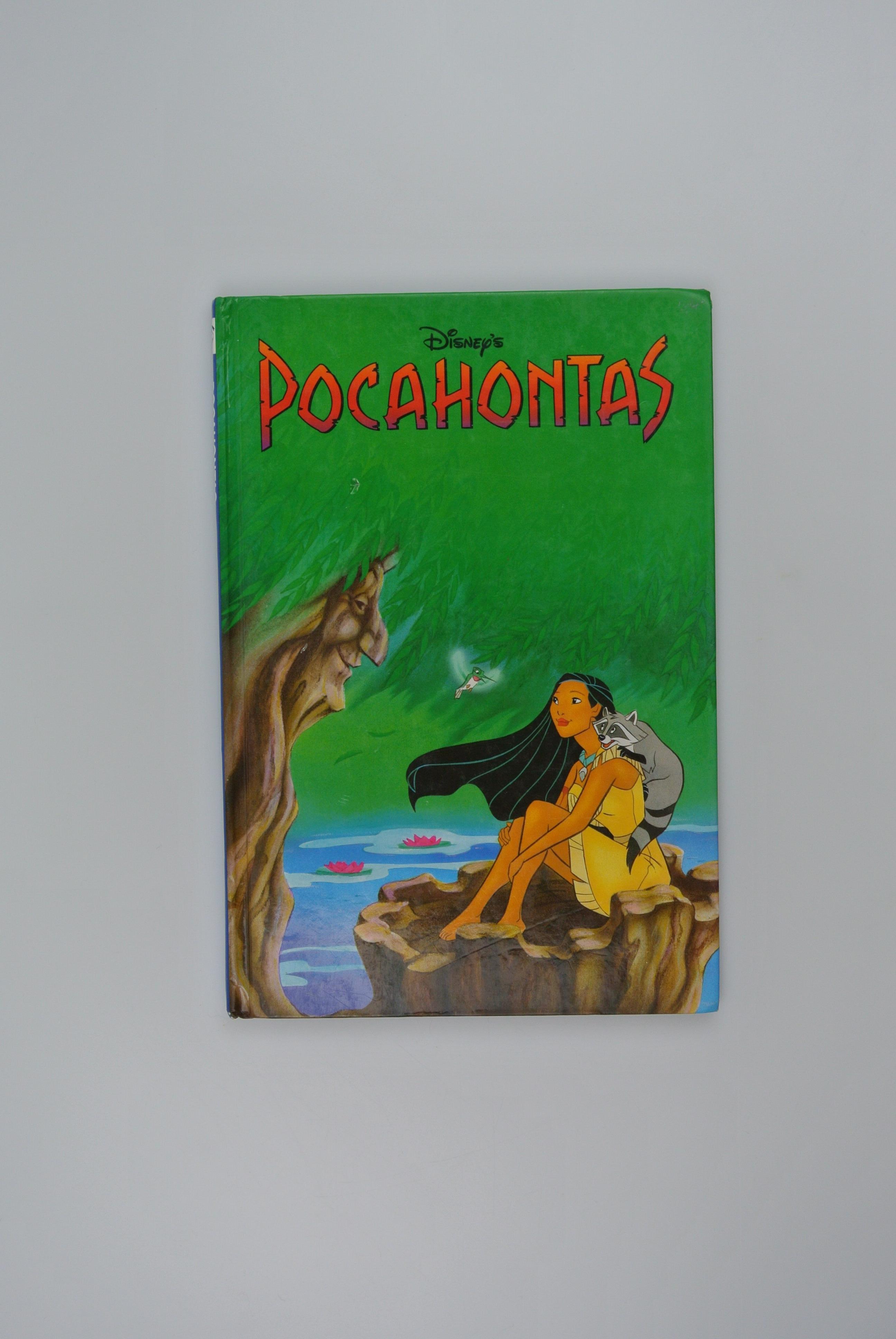 Pocahontas bog