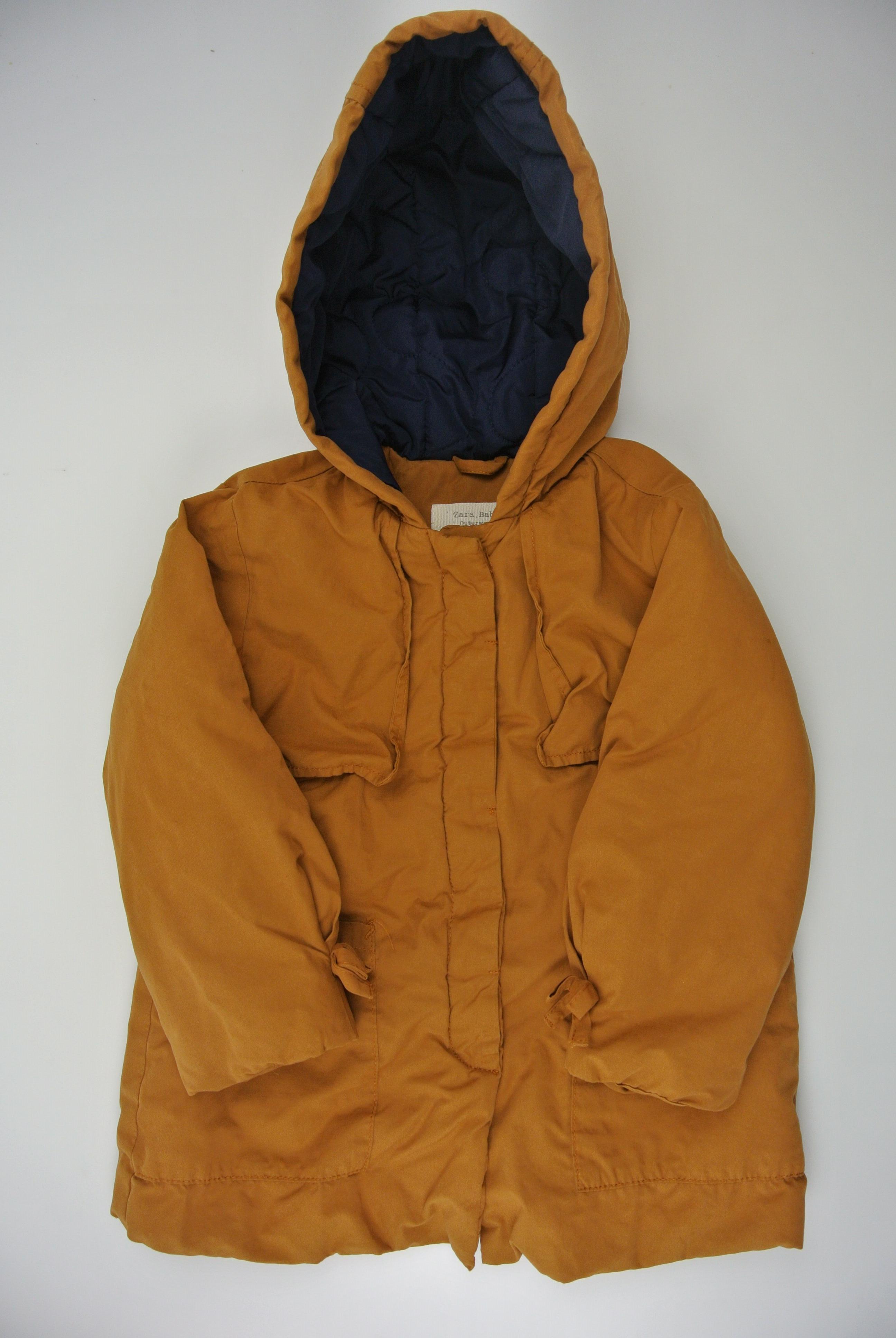 Zara jakke str 104 dreng