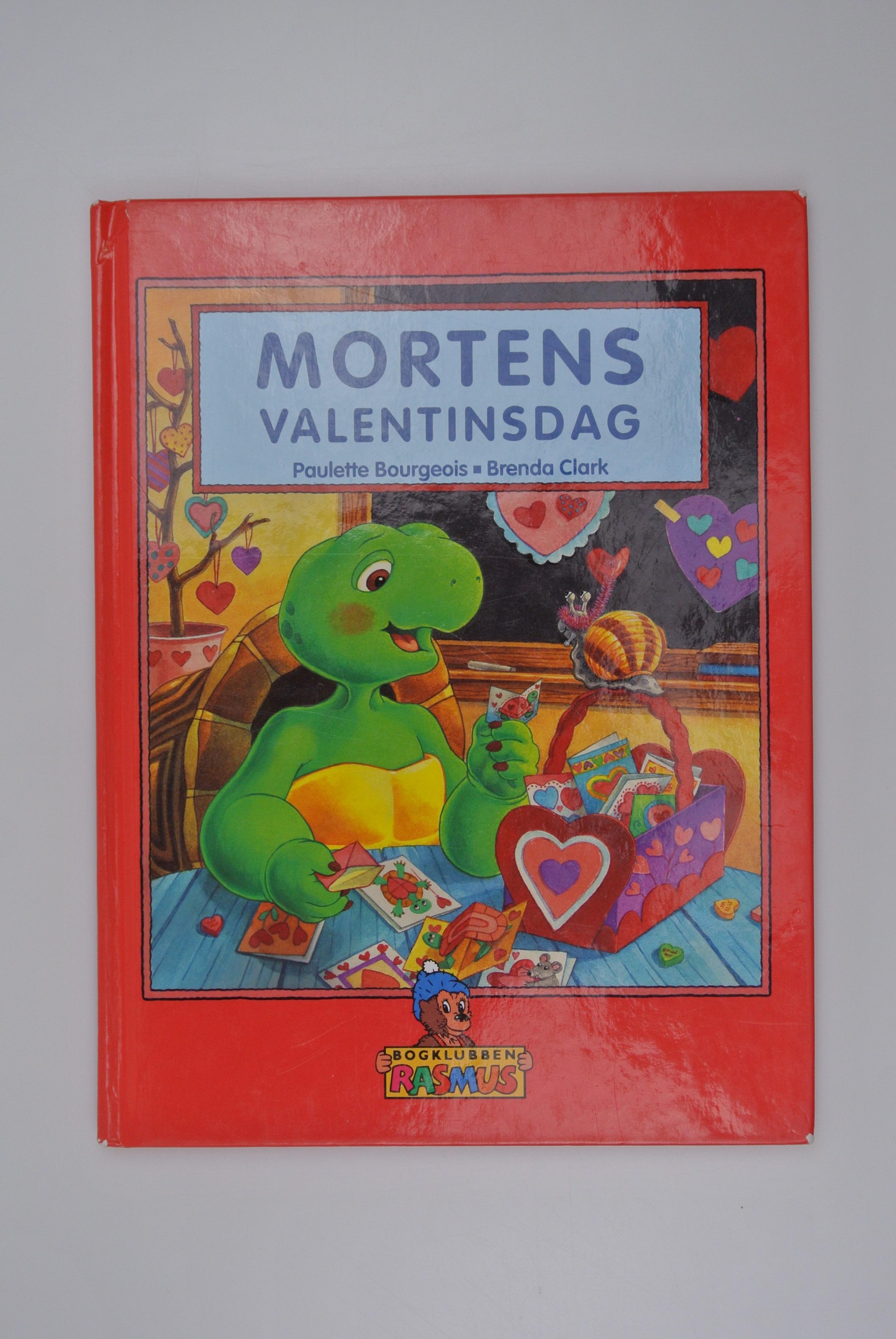 Mortens vallentinesdag bog