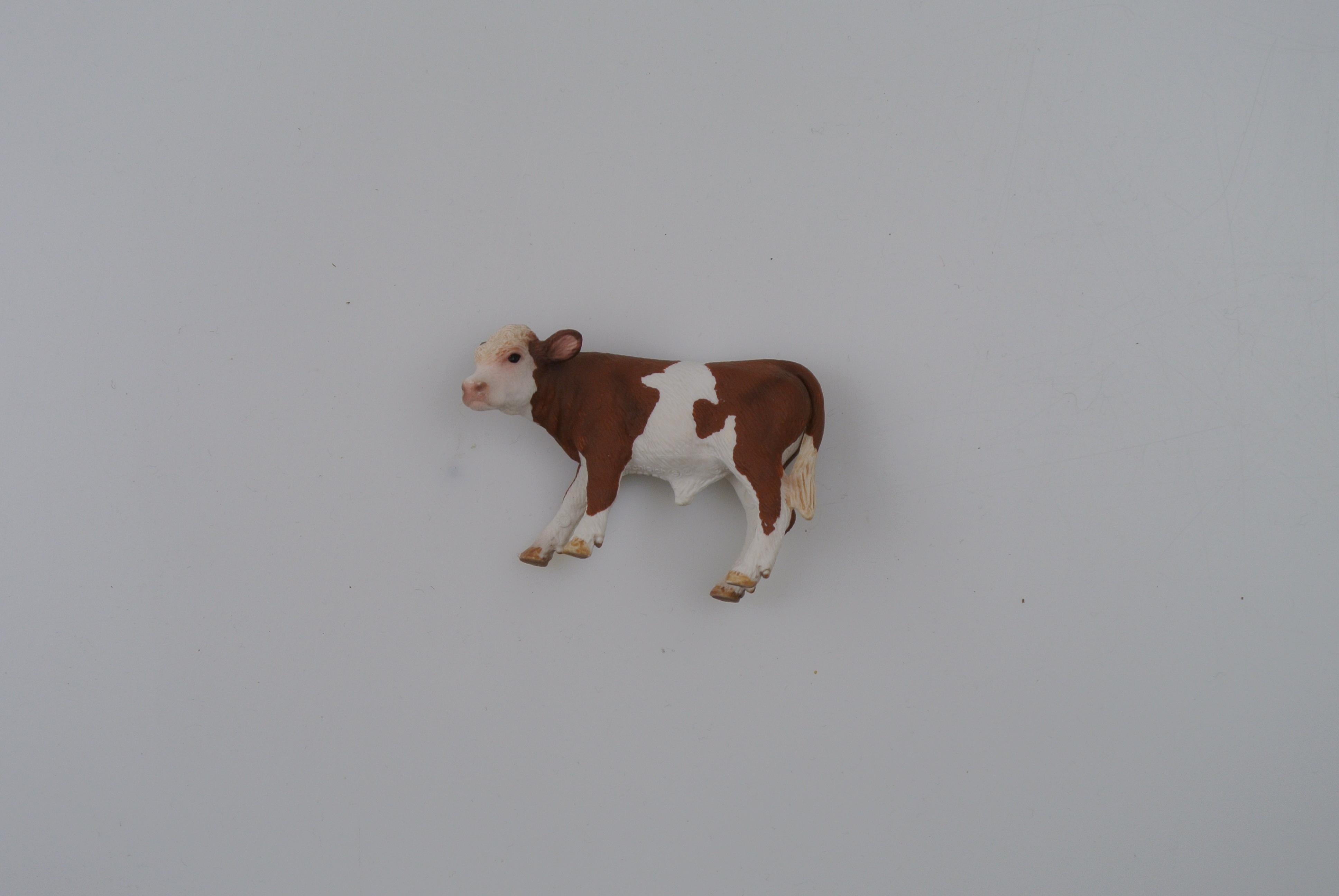 Schleich kalv