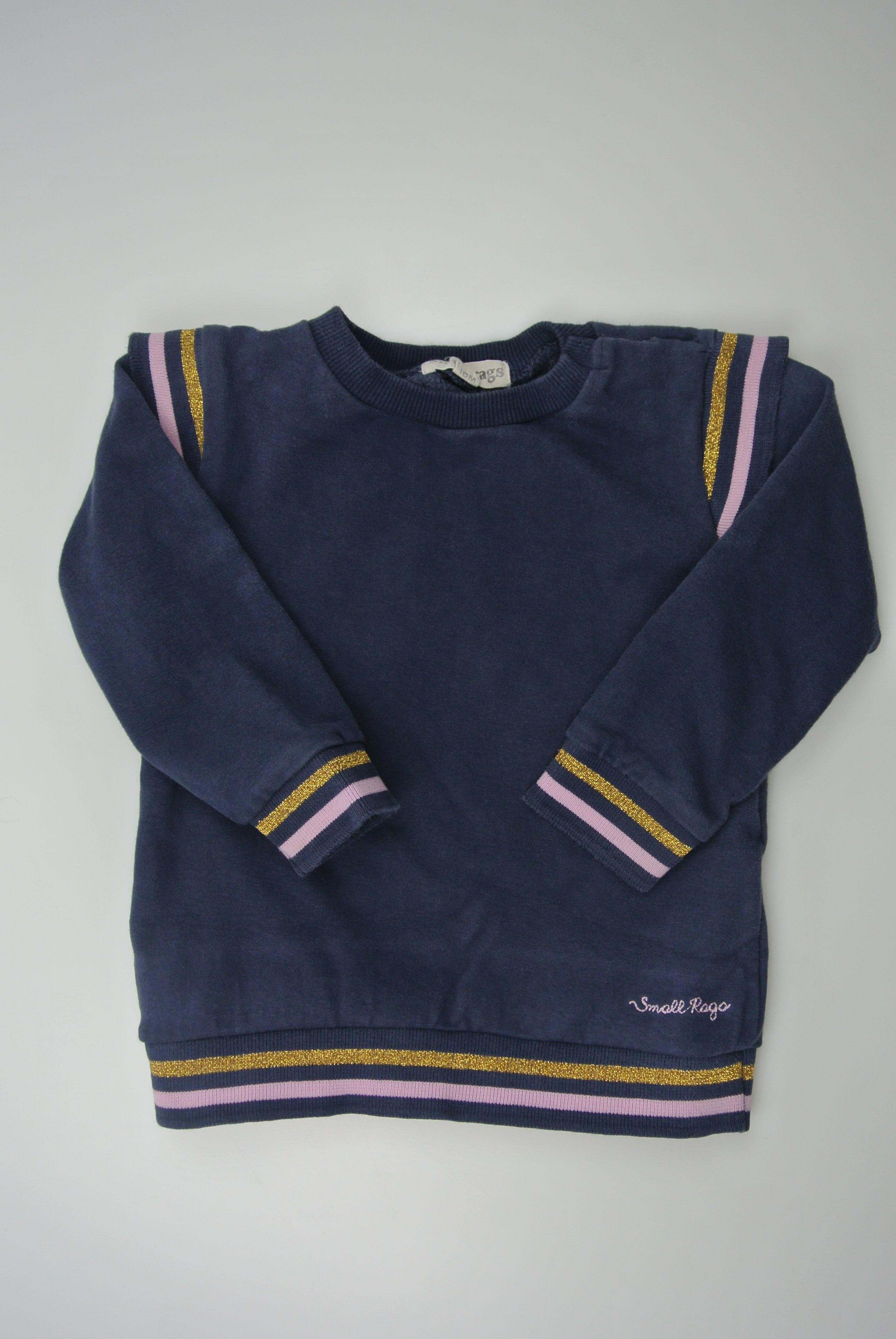 Small Rags trøje str 86 pige