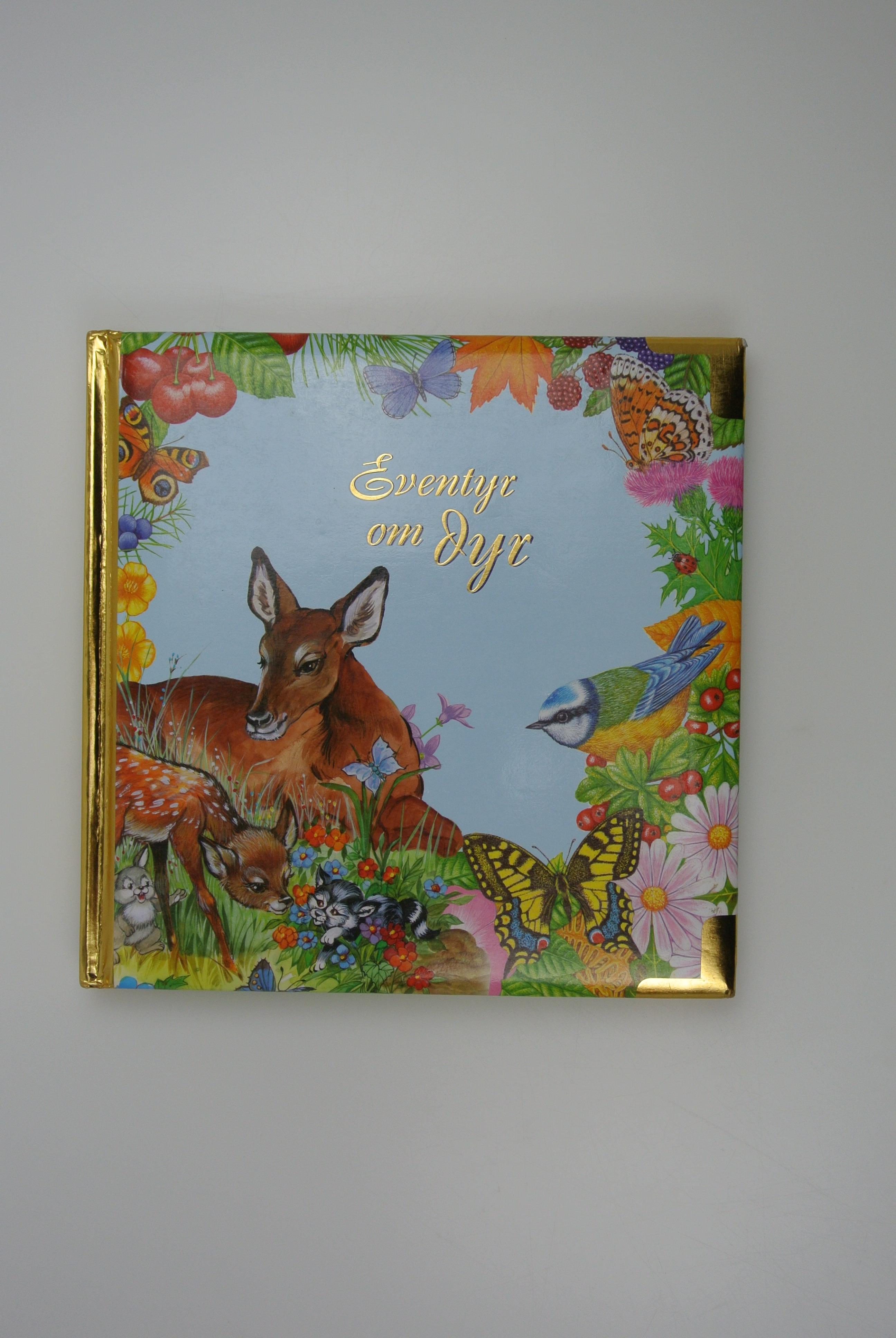 Eventyr om dyr bog