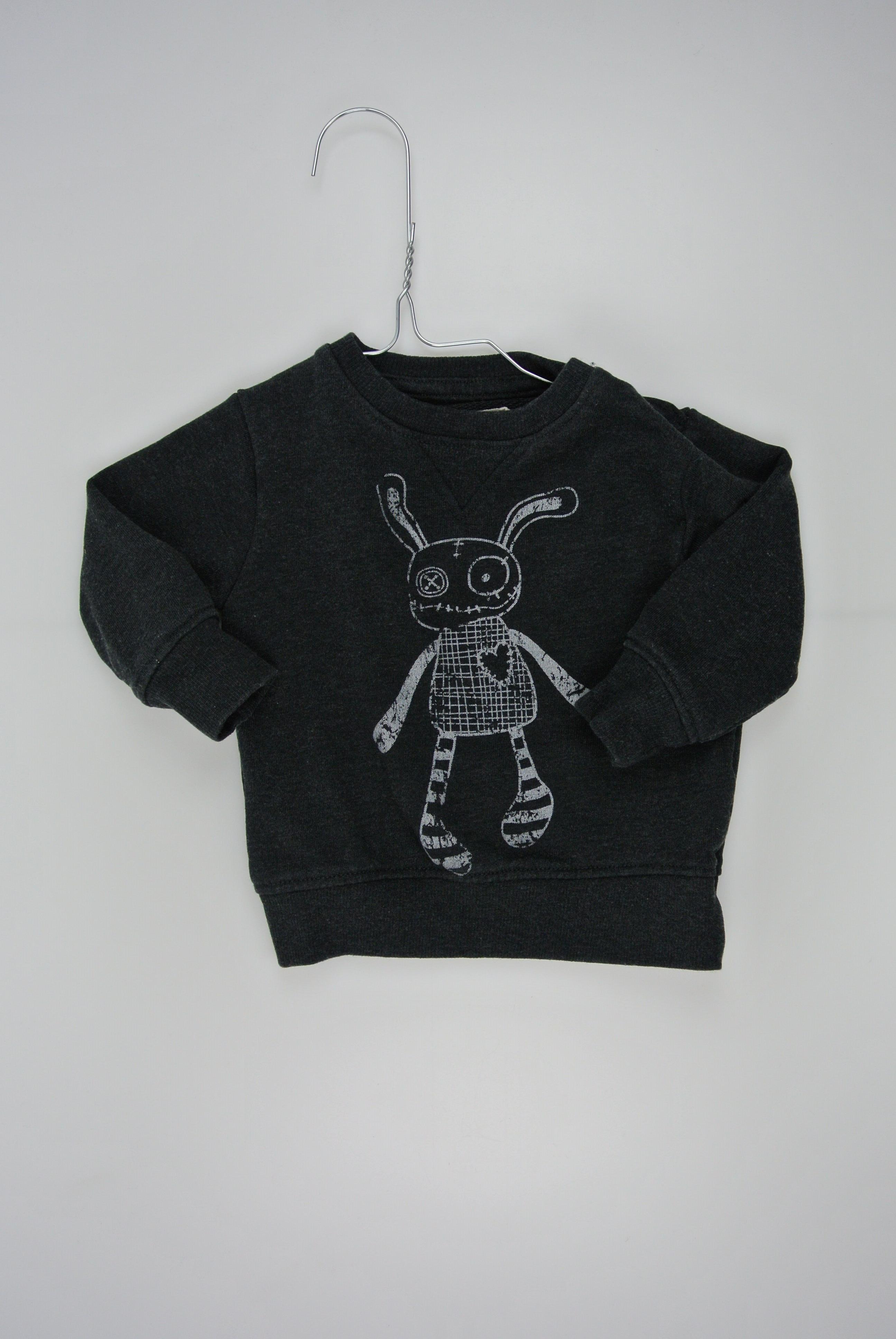 Small rags trøje str 68 dreng