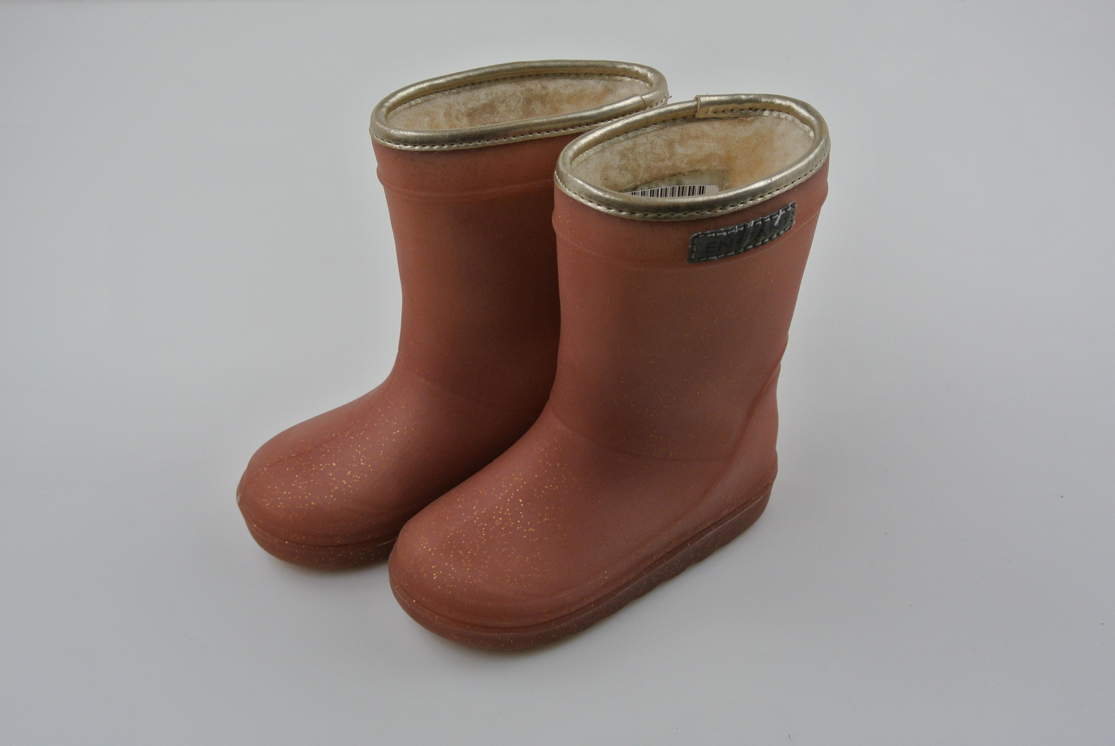 En-fant sko str 22 gummistøvler