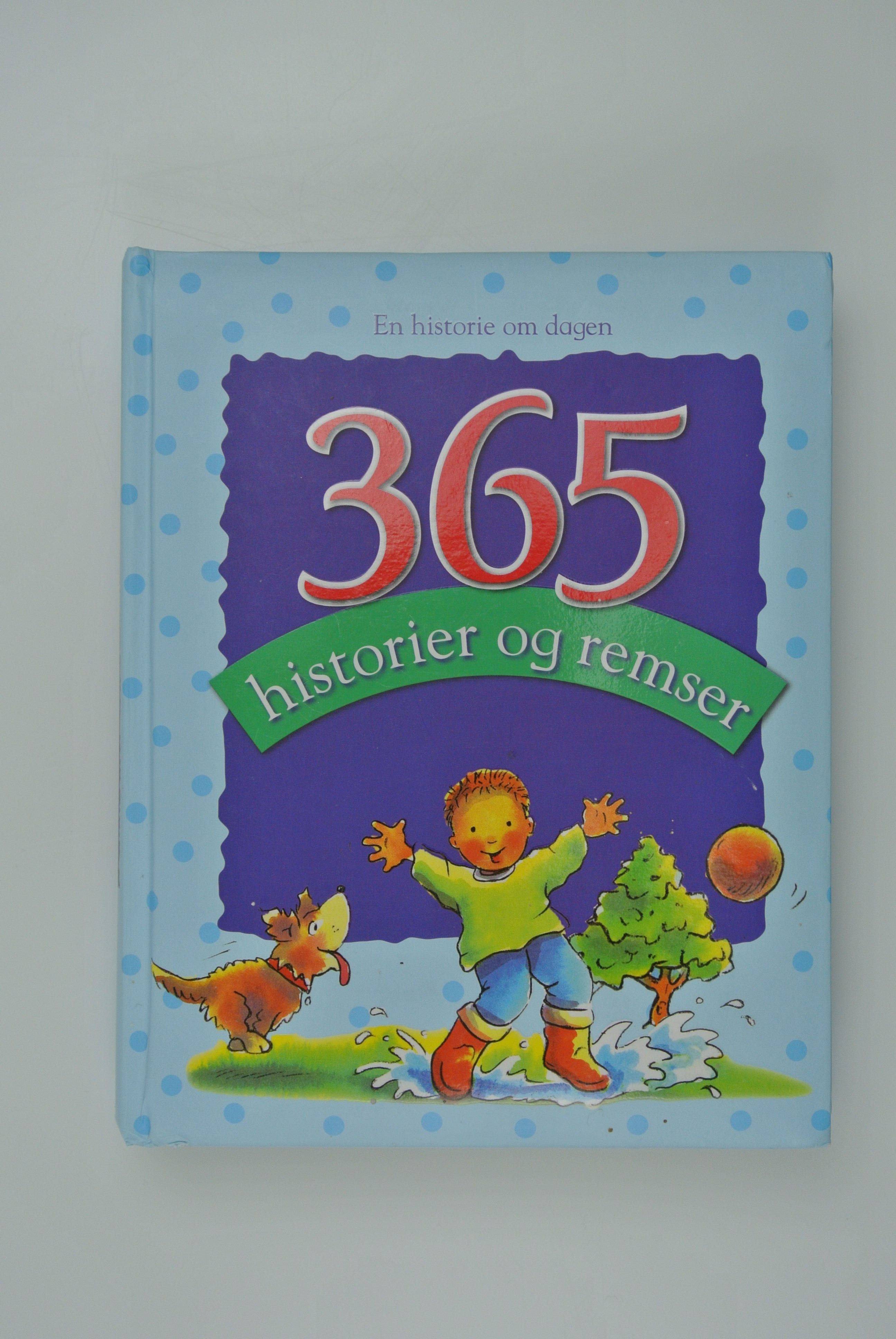 365 historier og remser bog
