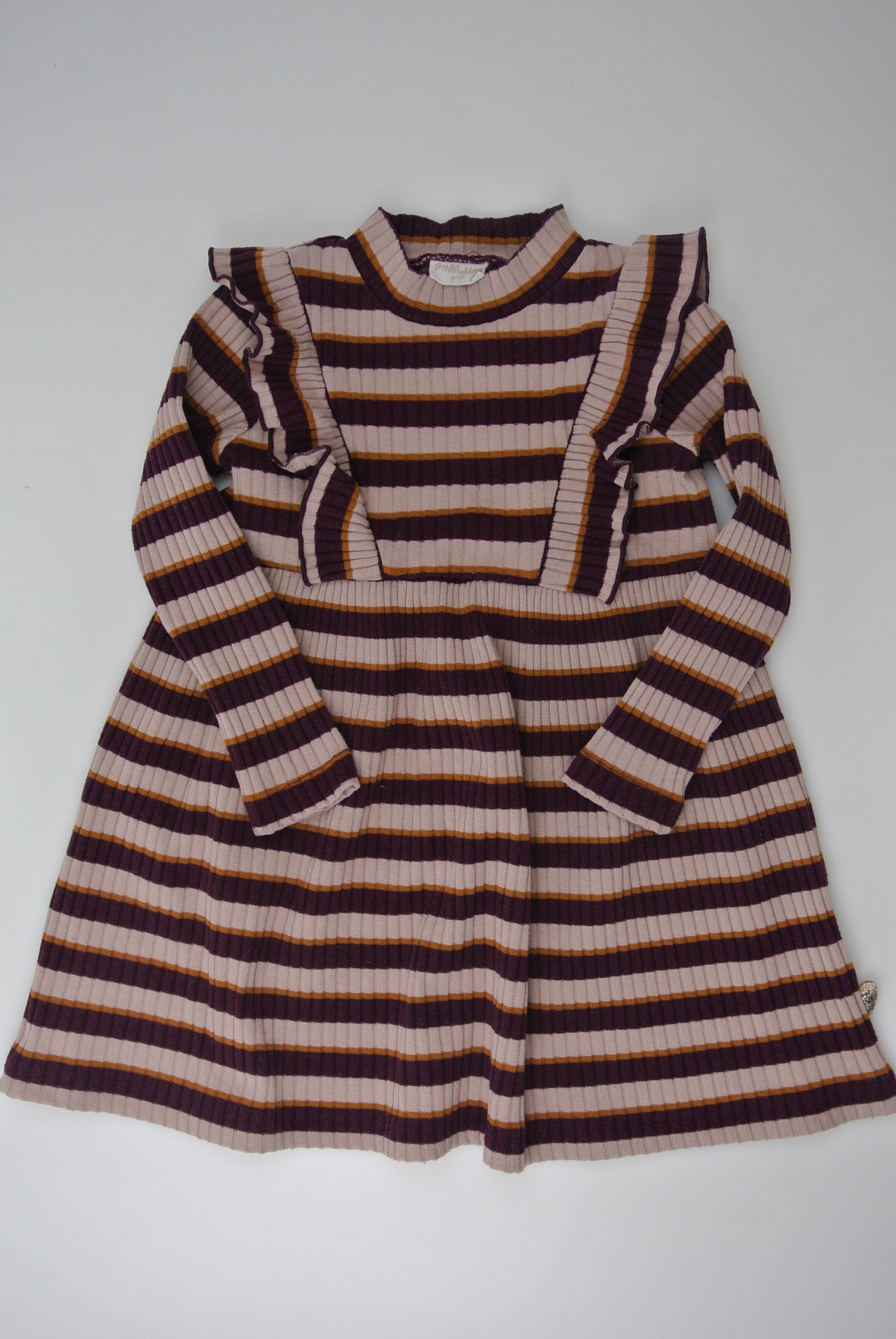 Pompdelux kjole str 86 pige