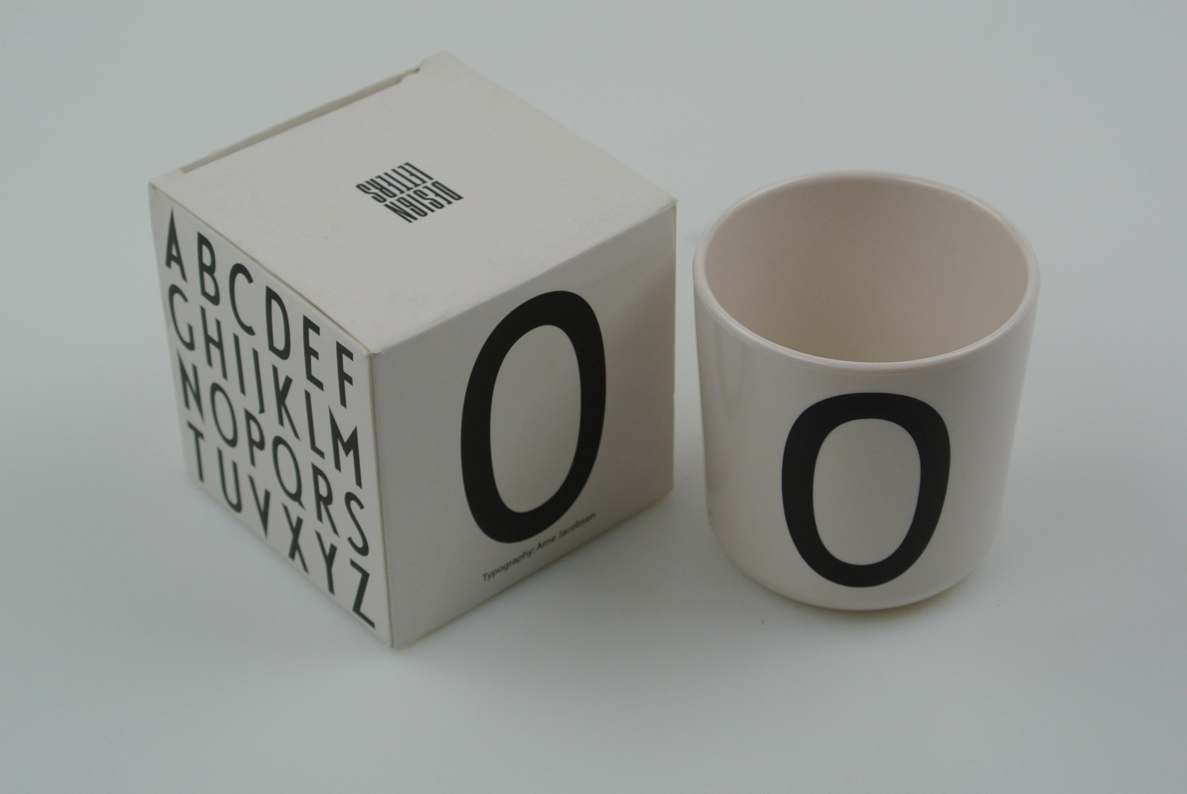 Design letters ny kop O