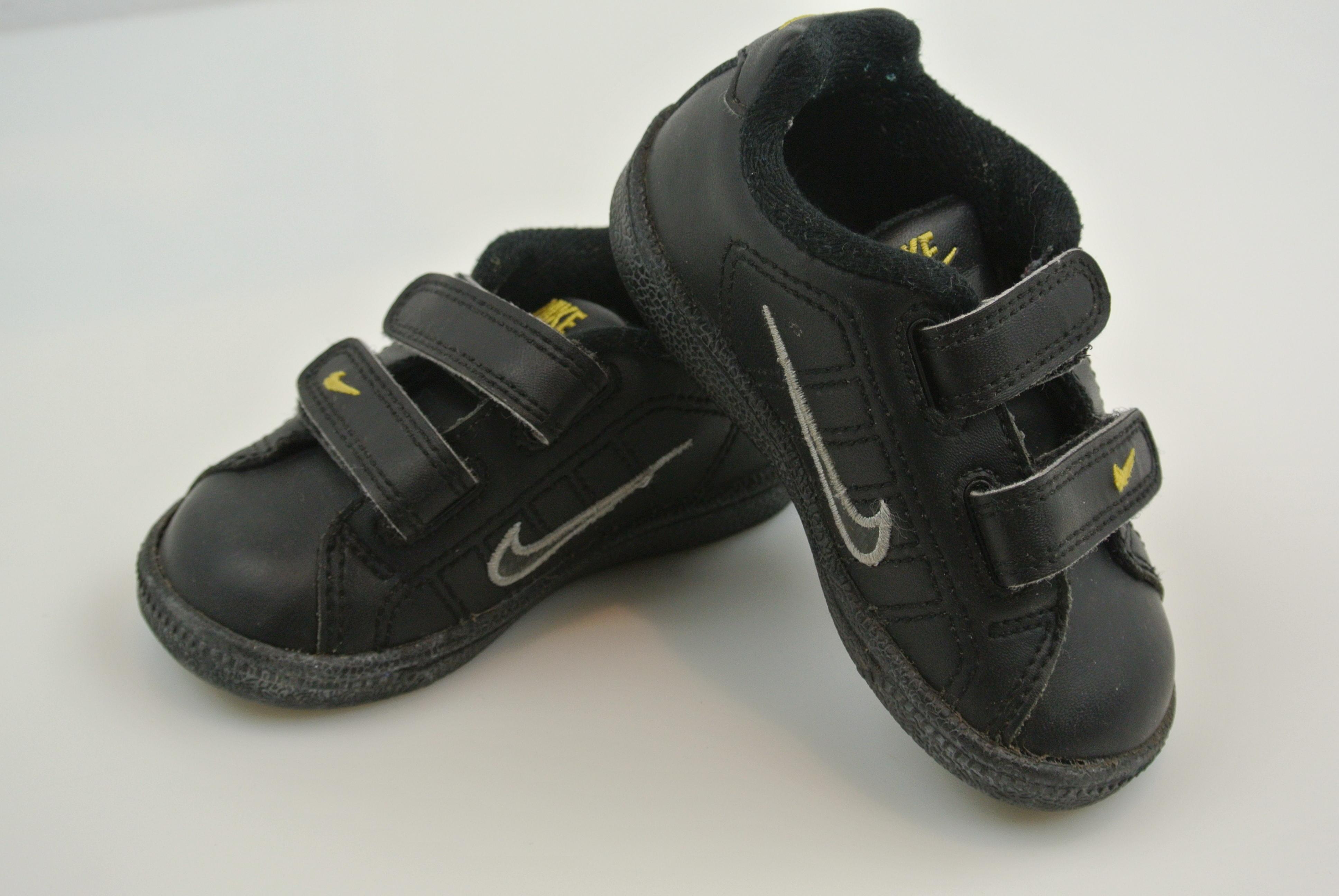 Nike sko str 21 dreng
