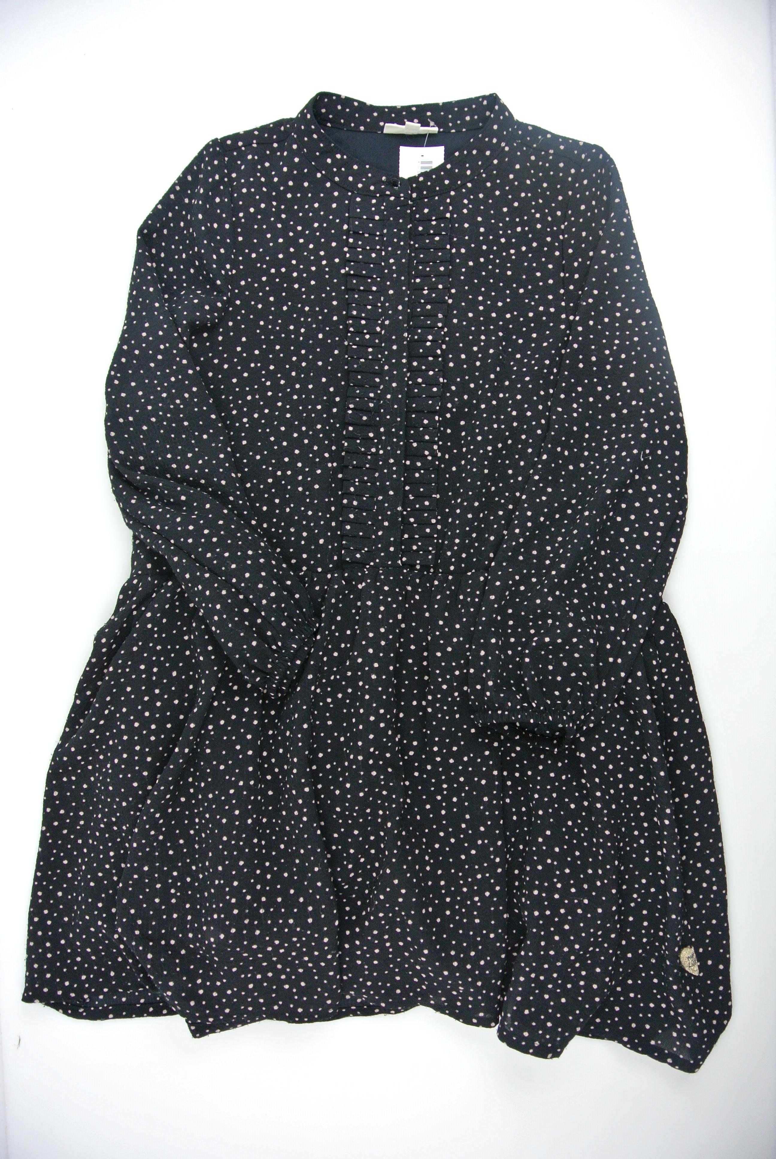 Pompdelux kjole str 122/128 pige