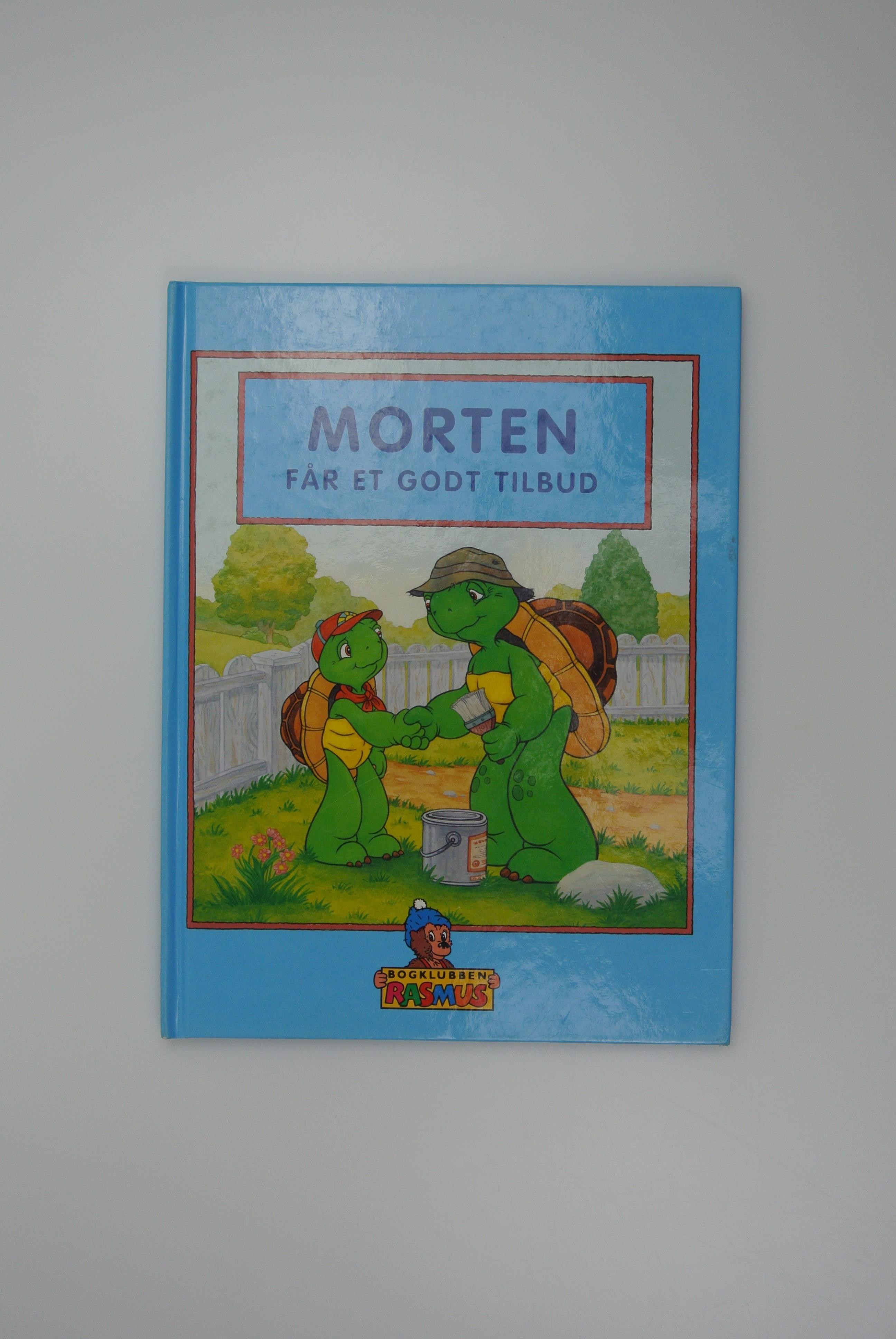 Morten får et godt tilbud bog