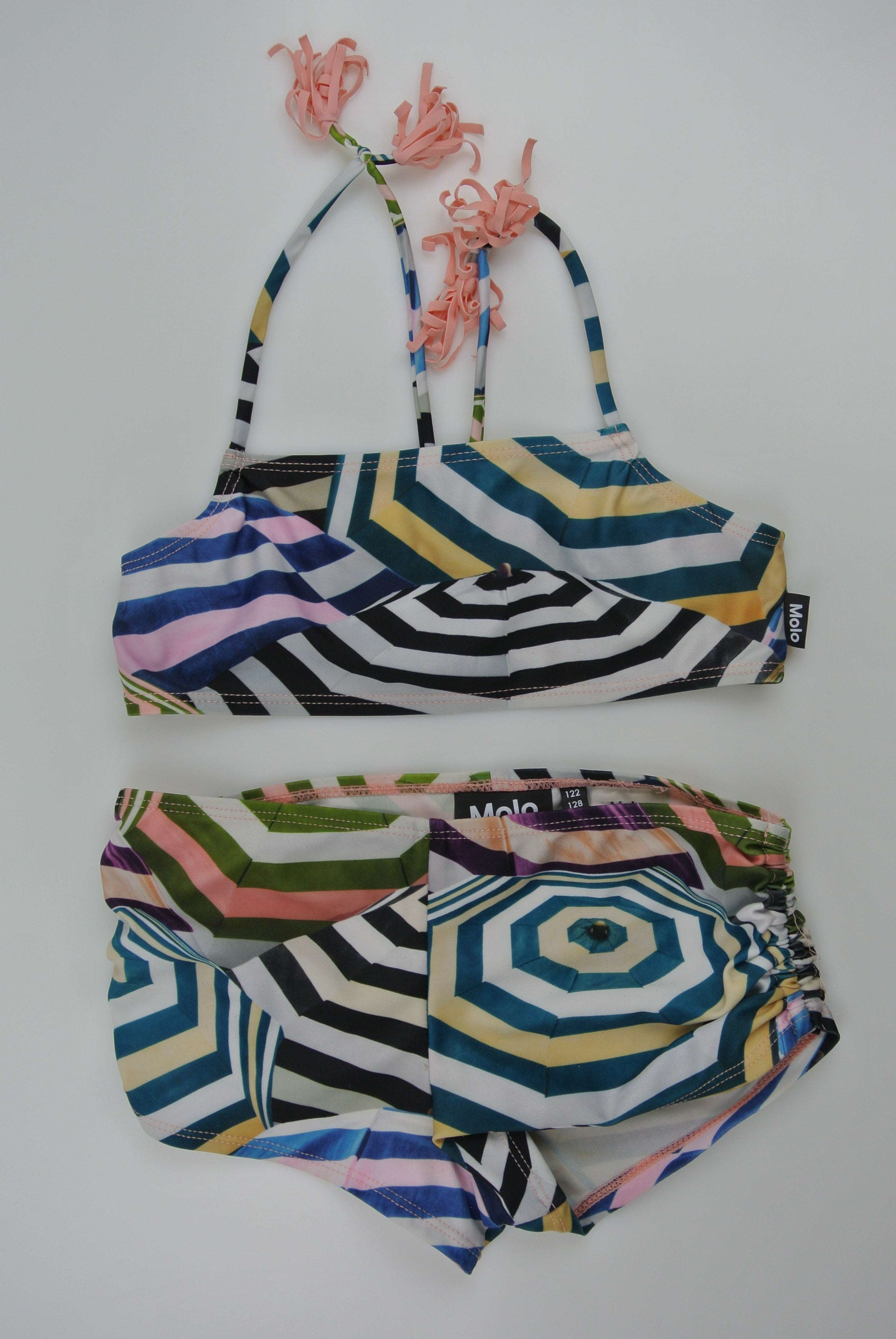 Molo badetøj str 122/128 pige