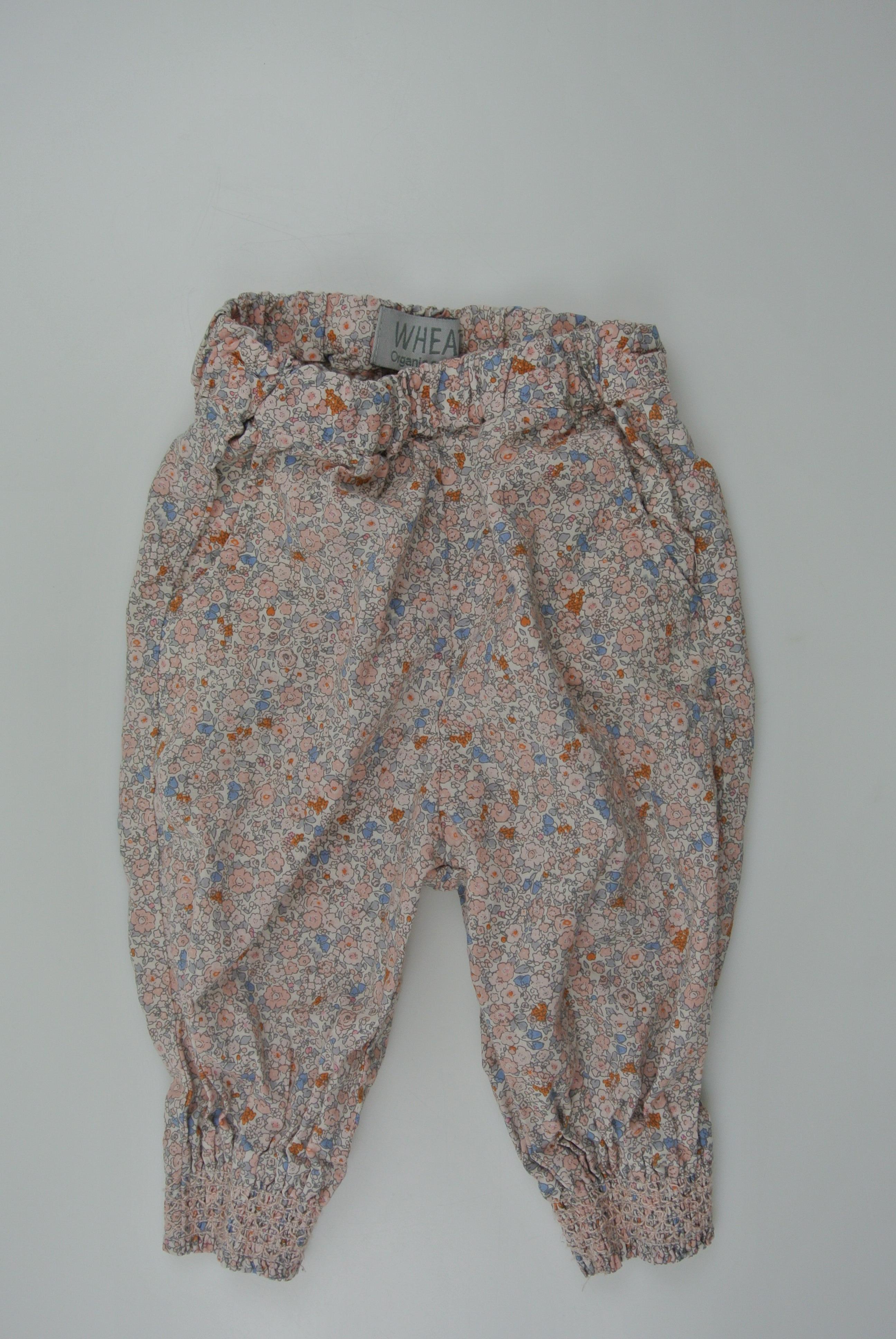 Wheat bukser str 62 pige