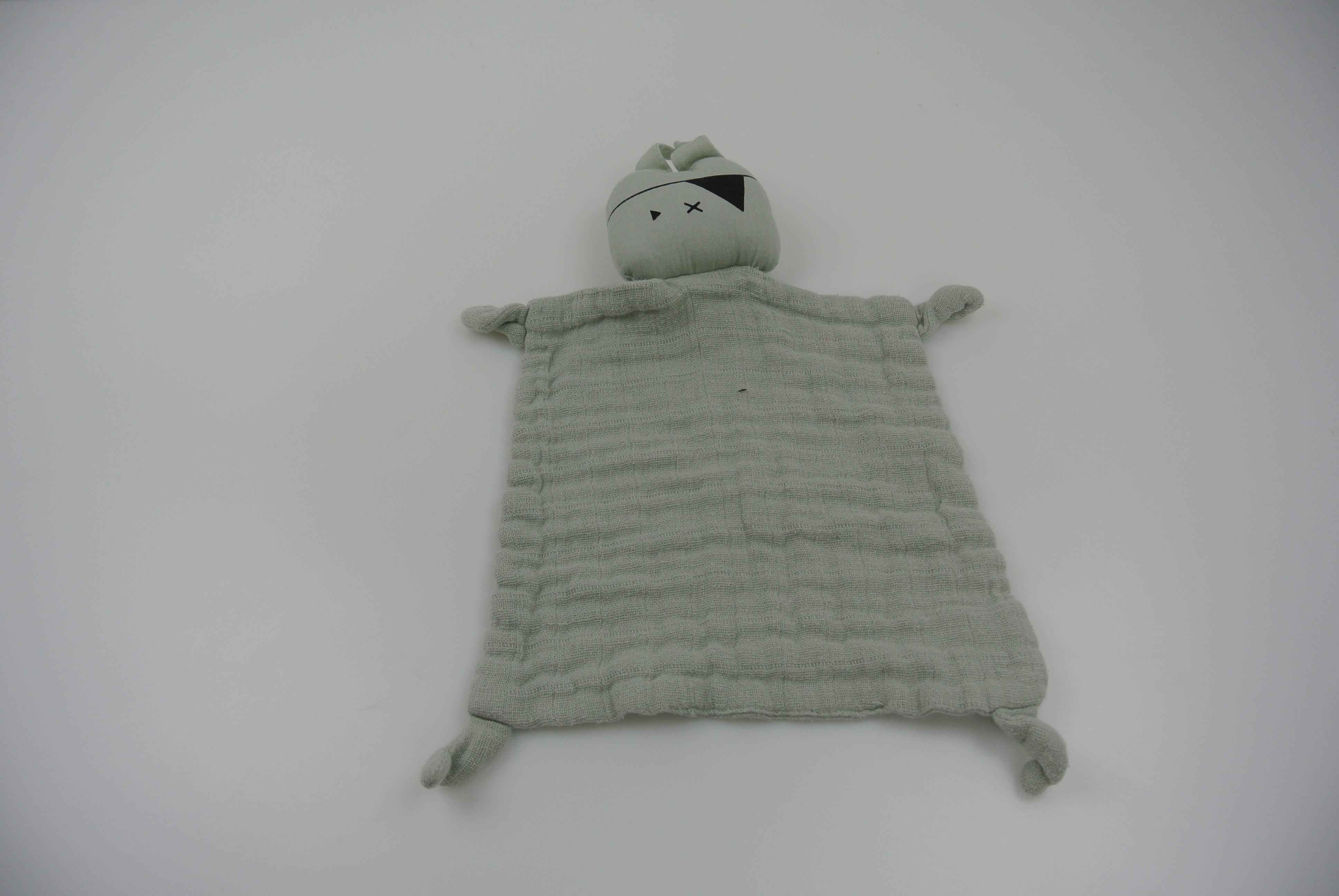 Fabelab nusseklud tekstil