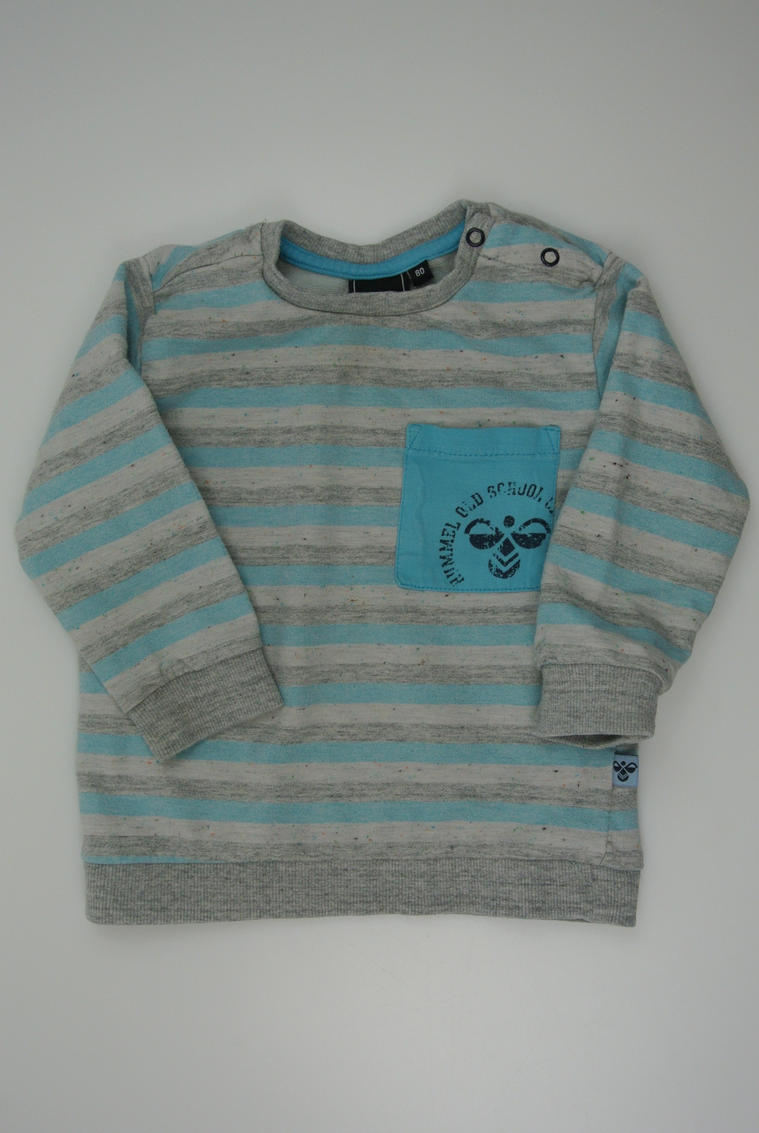 Hummel trøje str 80 dreng
