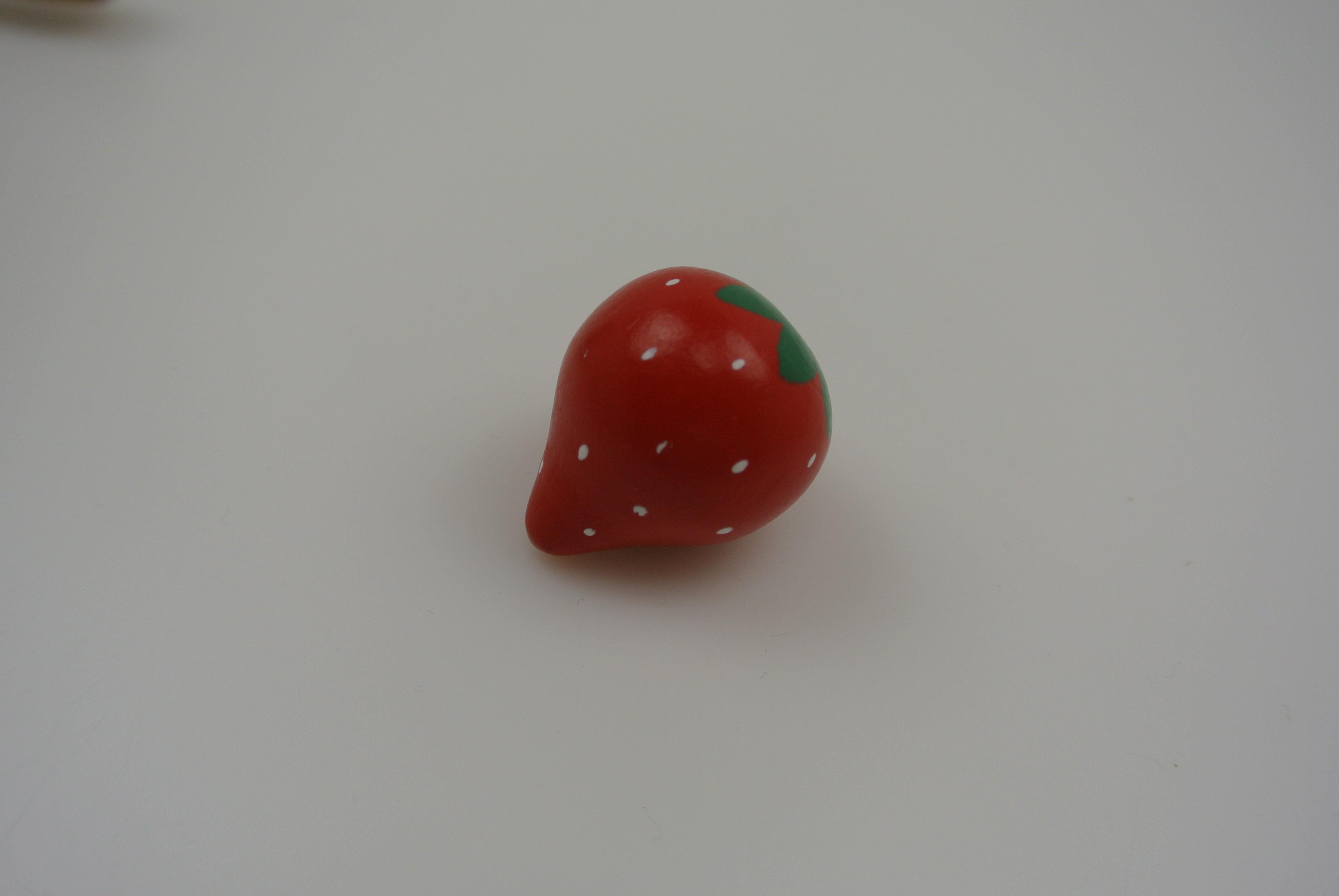 Jordbær legemad