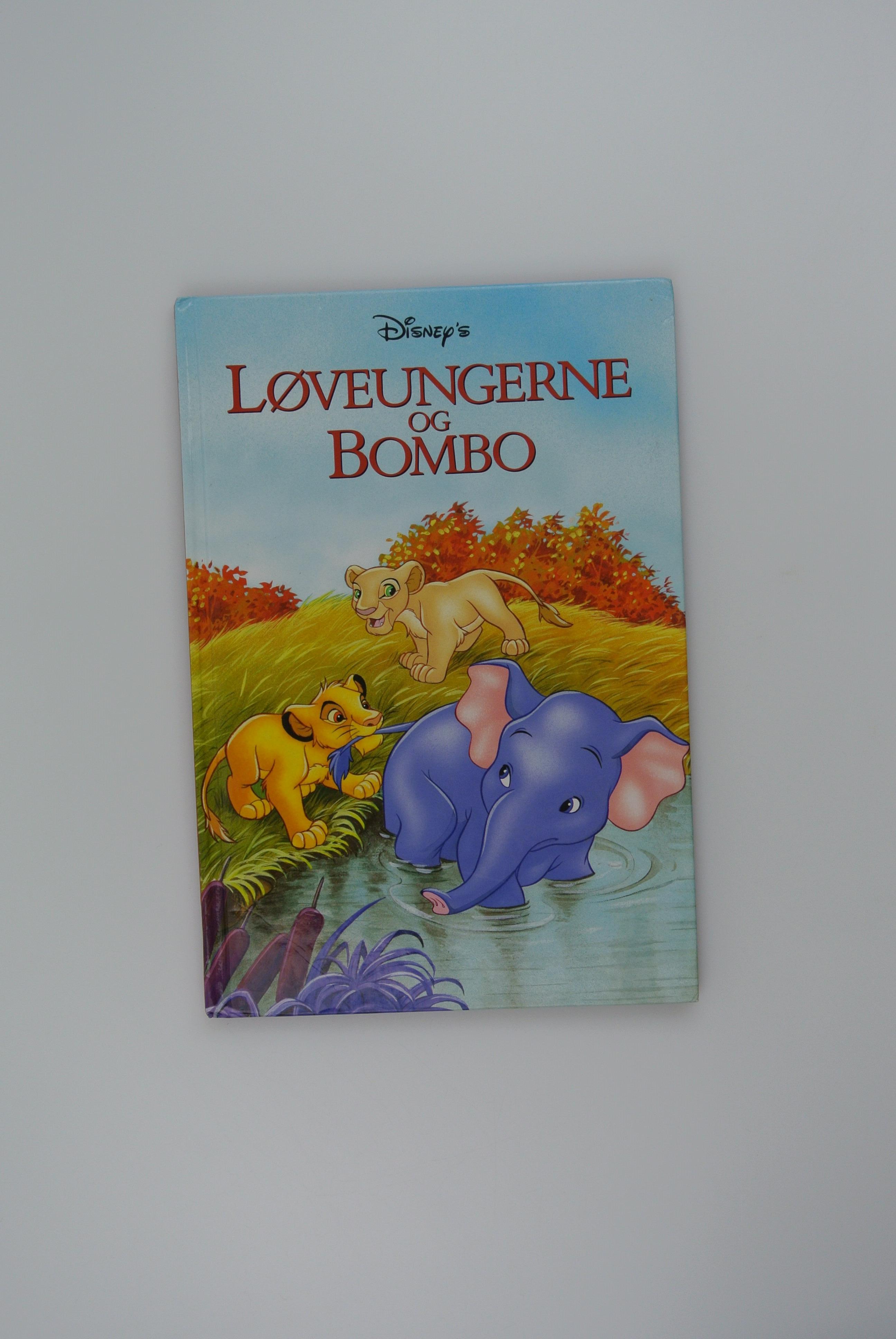 Løveungerne og Bombo bog