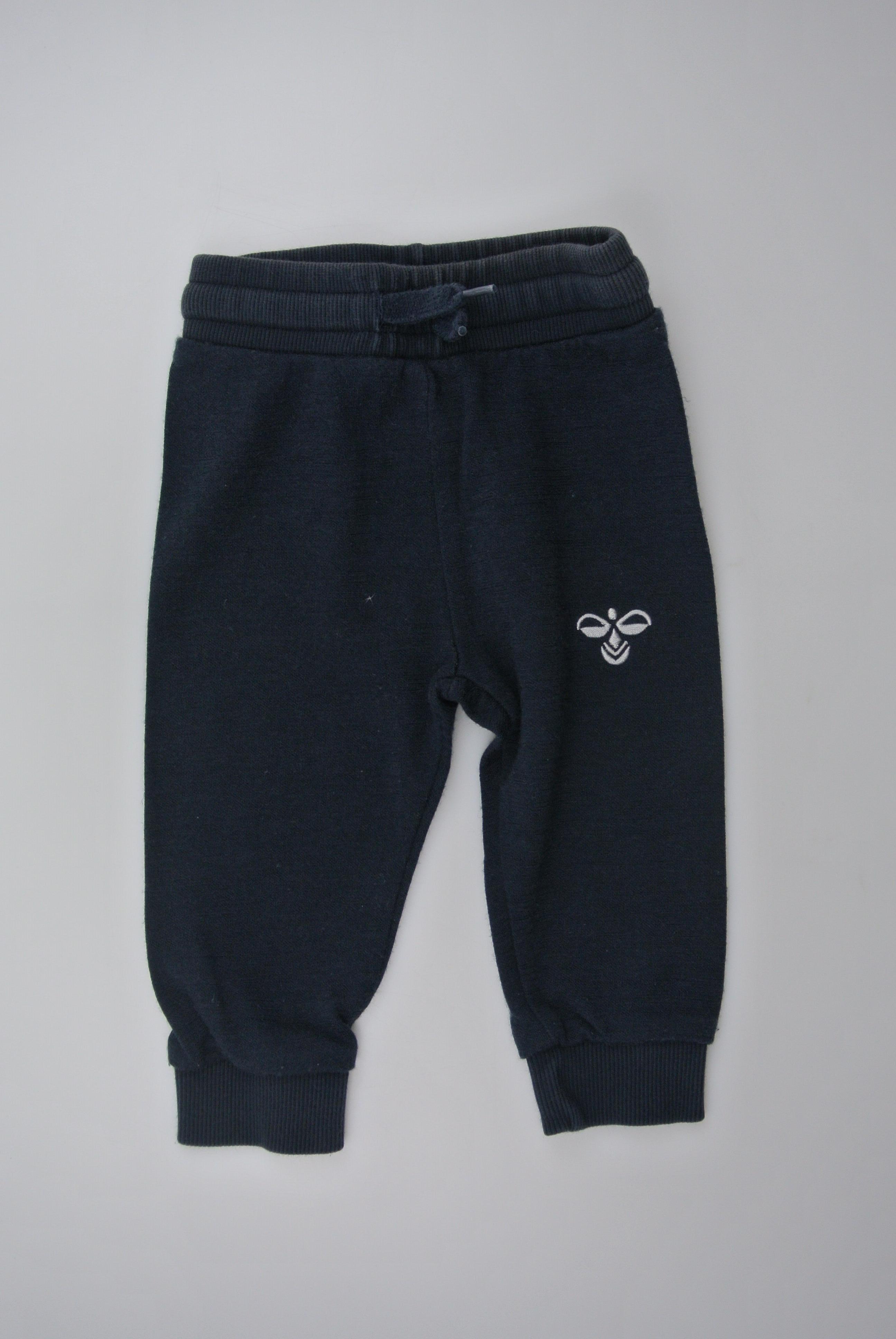 Hummel bukser str 68 dreng uld