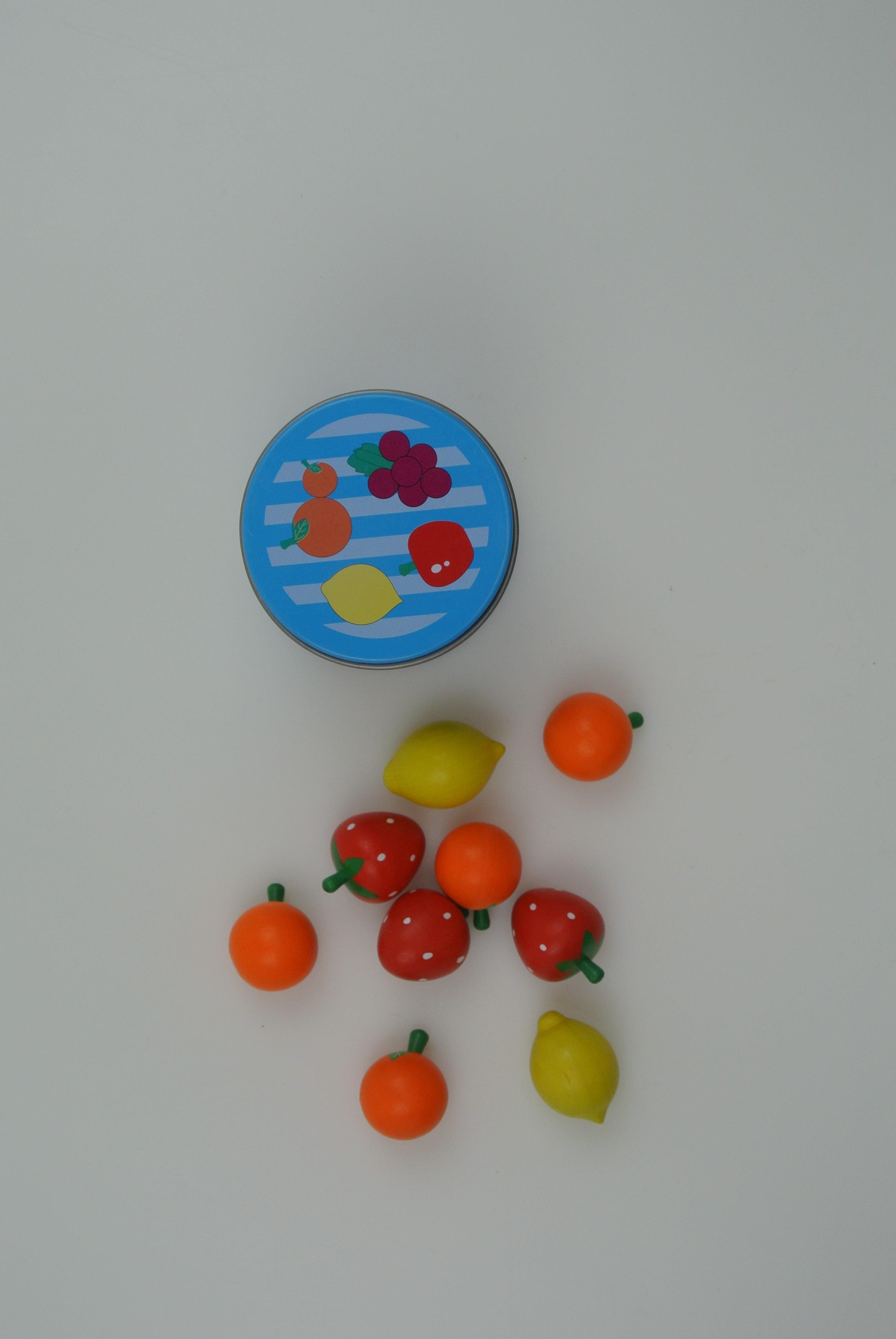 Frugt legemad